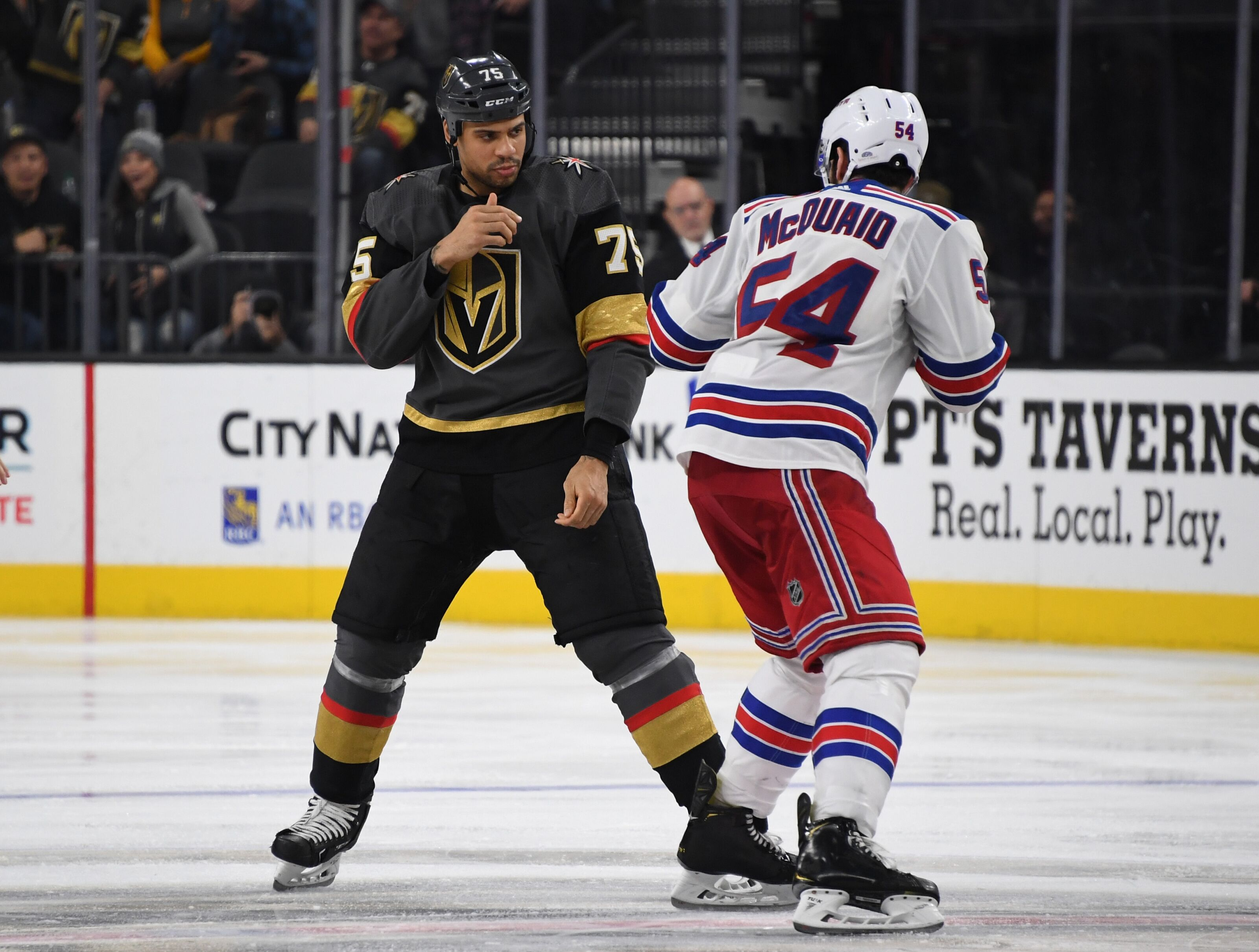 check out 93ac9 a250d Is Ryan Reaves a UFC contender after this win over Adam McQuiad?