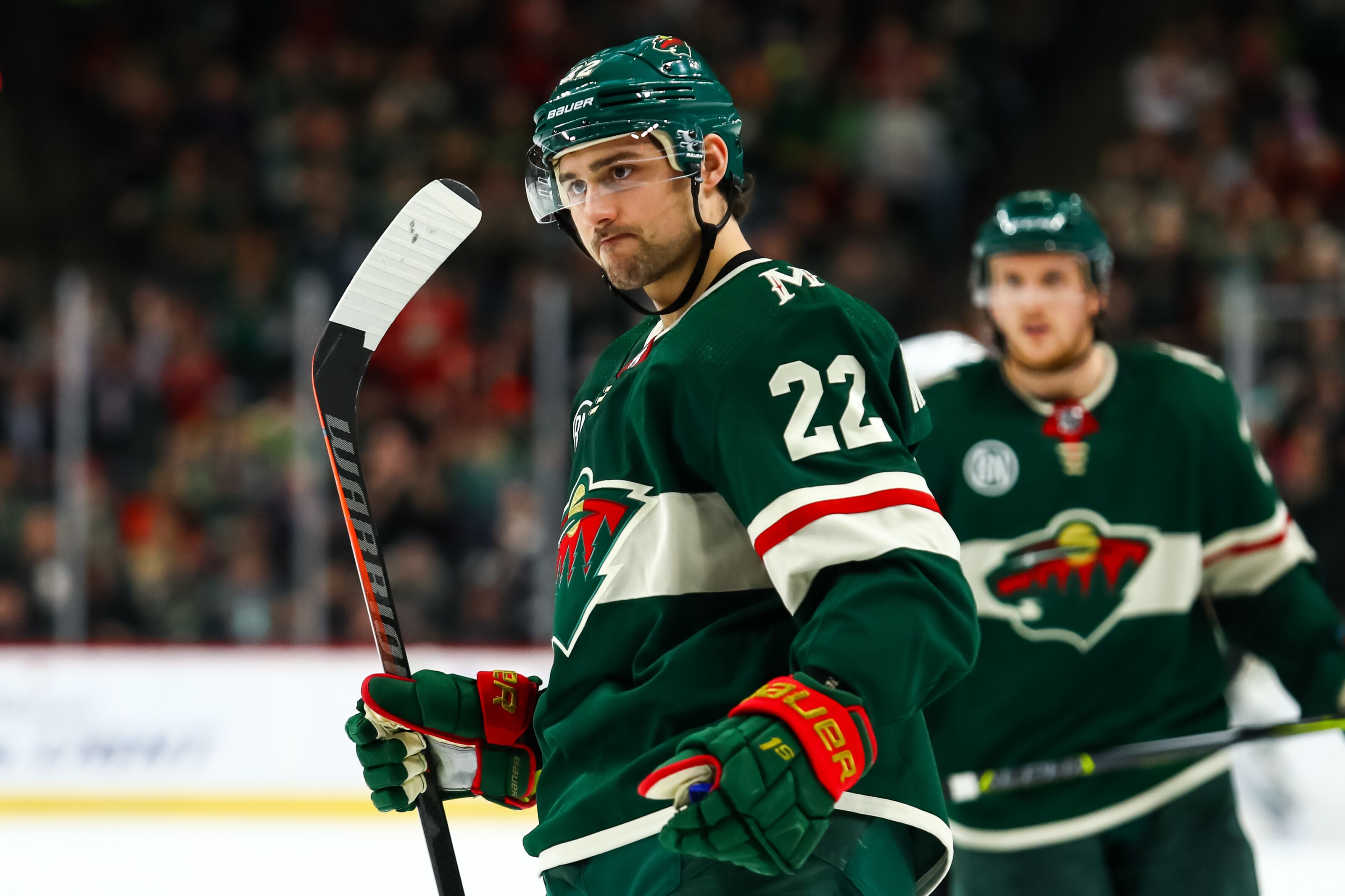 the latest 60b73 efa05 NHL Rumors: Are Wild finally starting to shake things up a ...