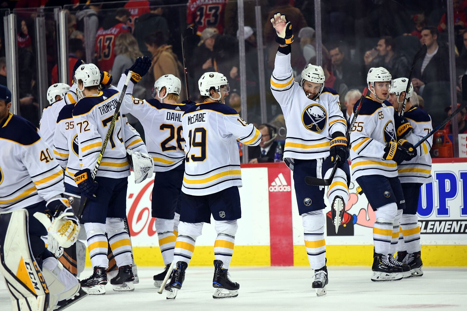dfb175ad7 NHL: What is the Sabres path to the Stanley Cup playoffs?