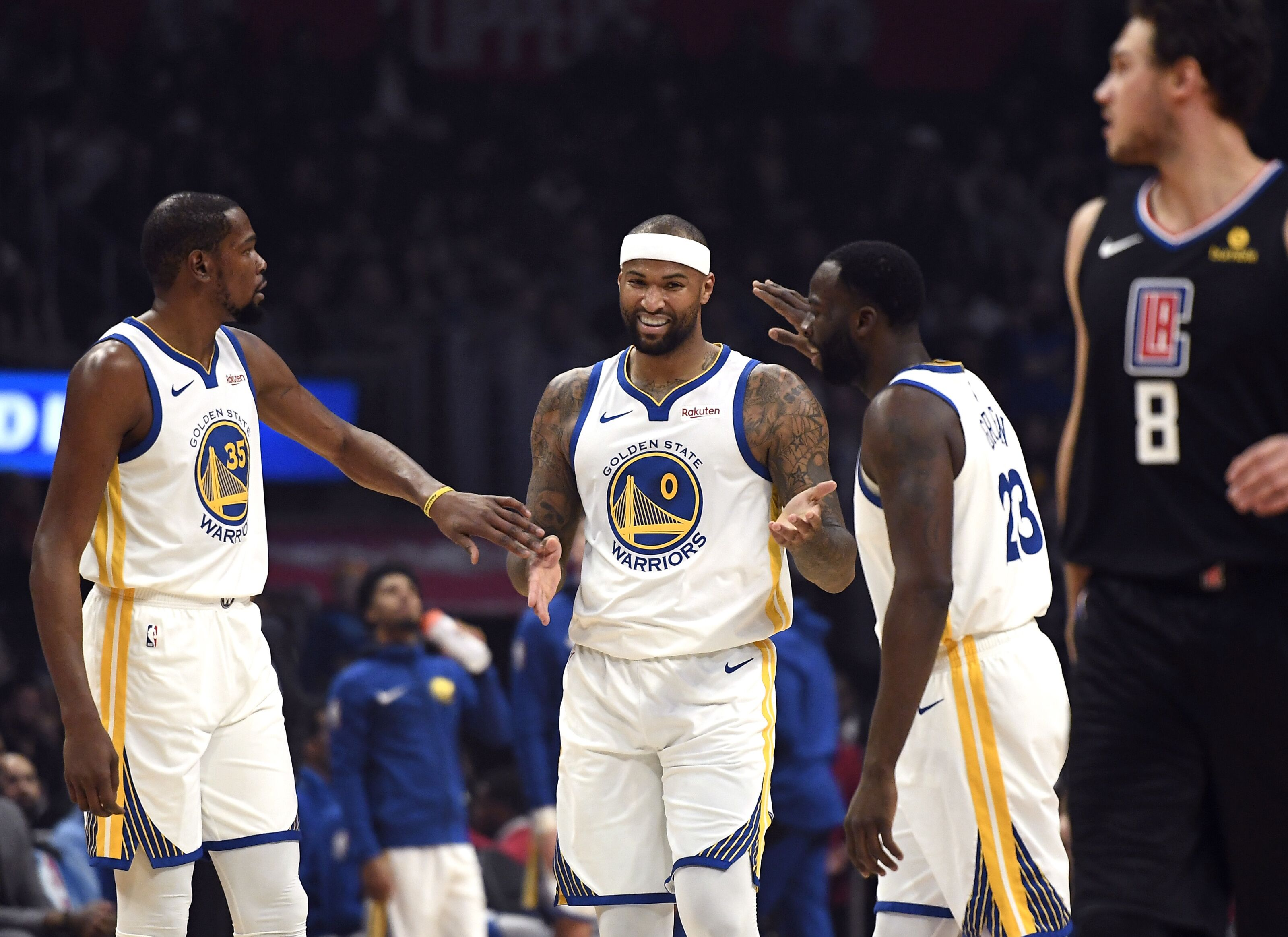 The Whiteboard: Boogie Cousins is back and the league is doomed