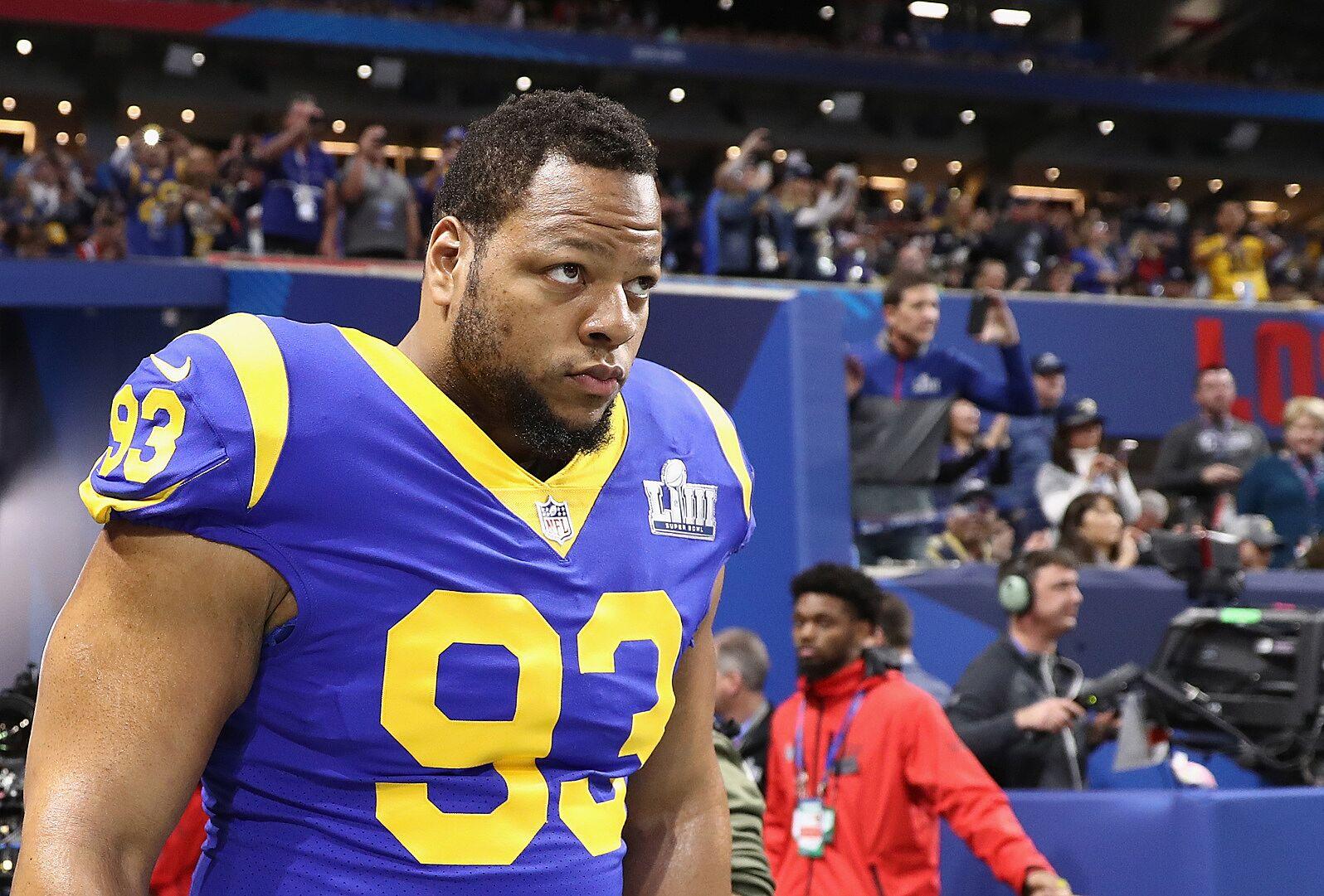 Ndamukong Suh rumors  5 best fits in NFL free agency 460ef3513