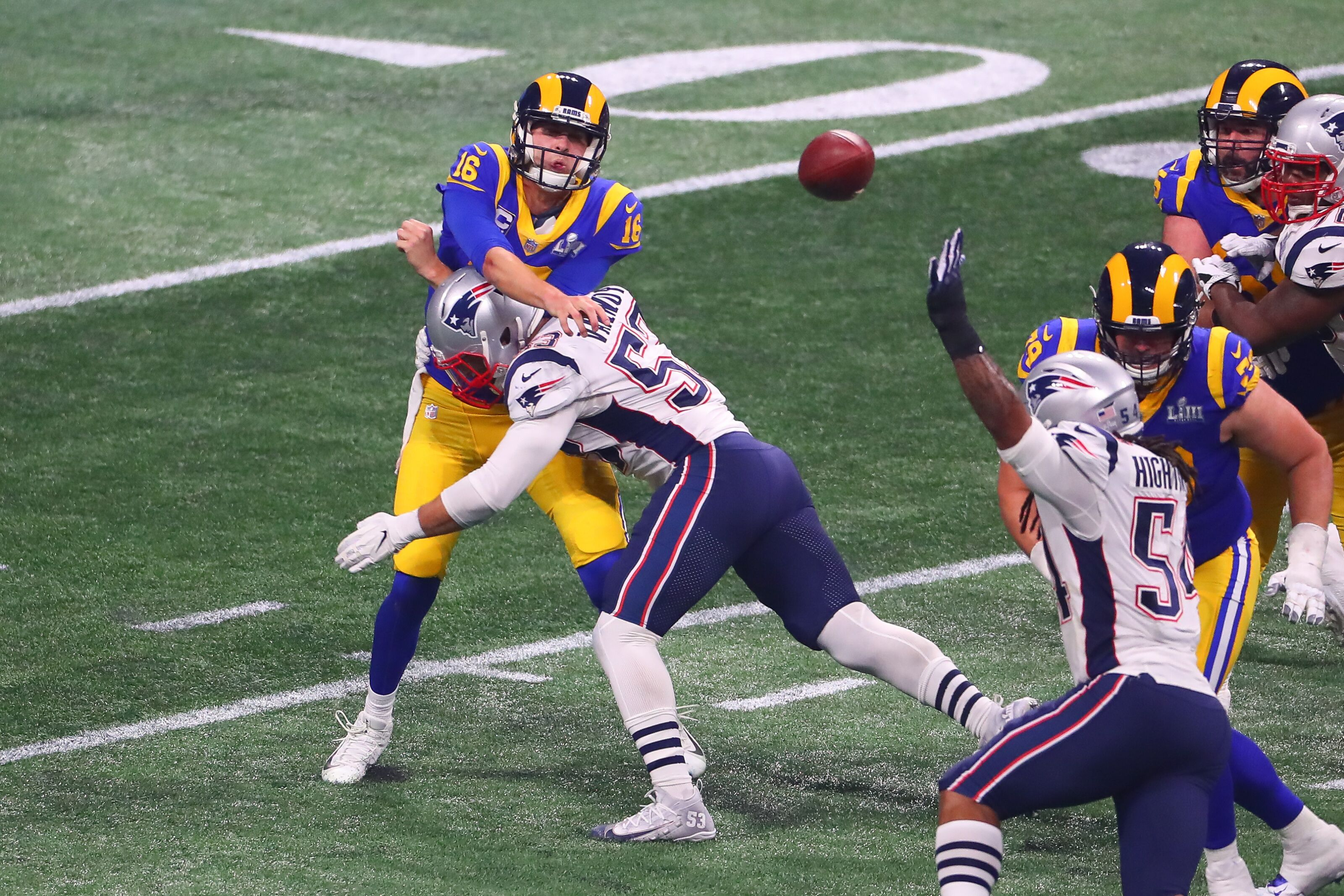 NFL compensatory picks announced: Rams and Patriots are big winners