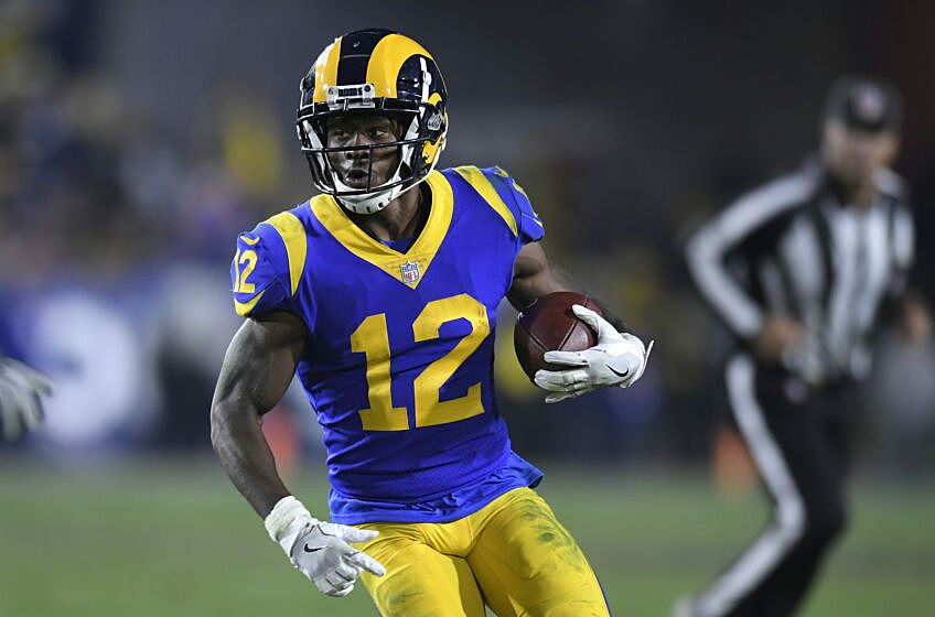 f2833970 Fantasy football rankings: 2019 pre-draft wide receivers