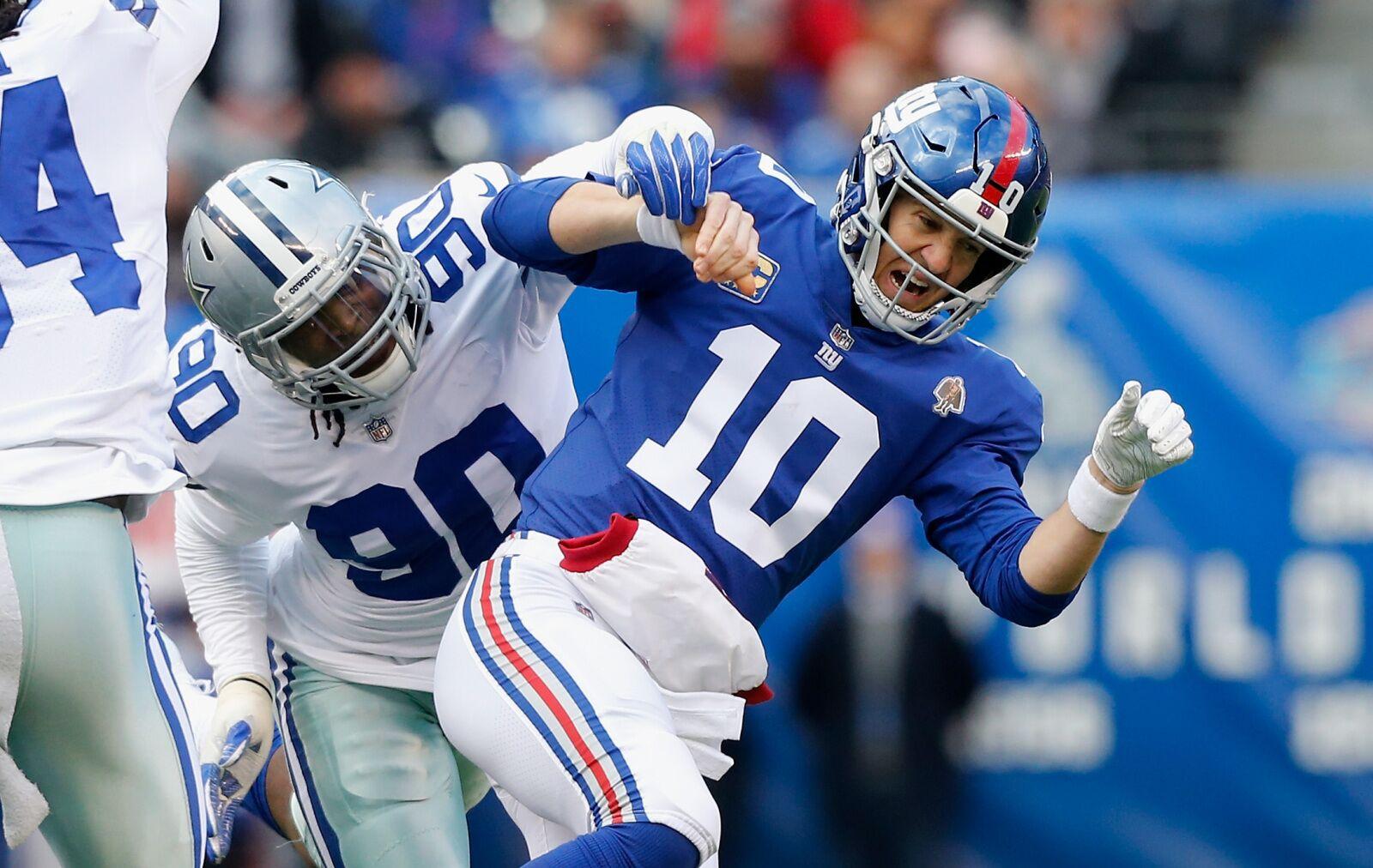 Giants could pull plug on Eli Manning before regular season begins