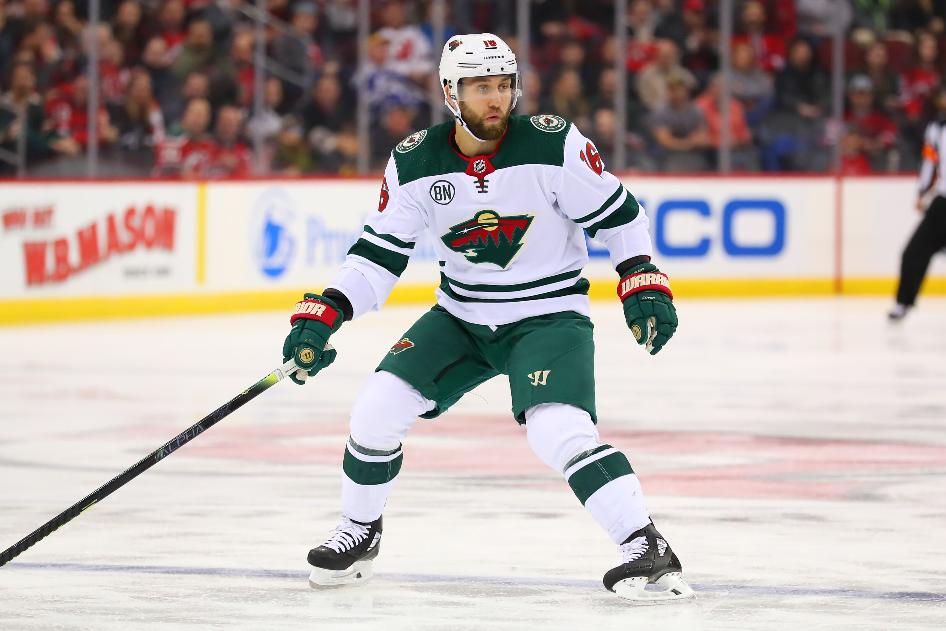 Trade Market Is Taking Shape For Wild Winger Jason Zucker