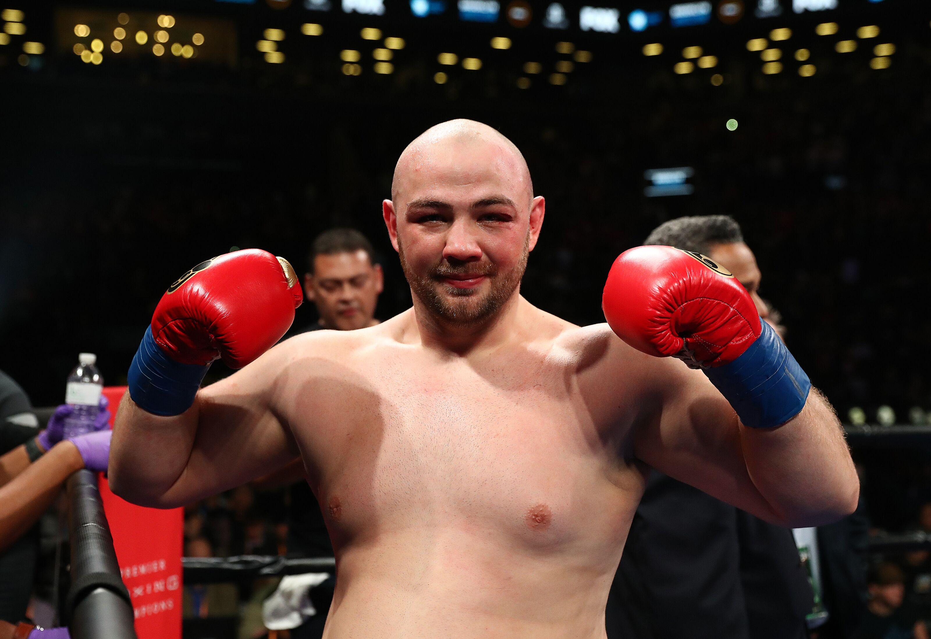 Adam Kownacki, from bullied immigrant to heavyweight title threat