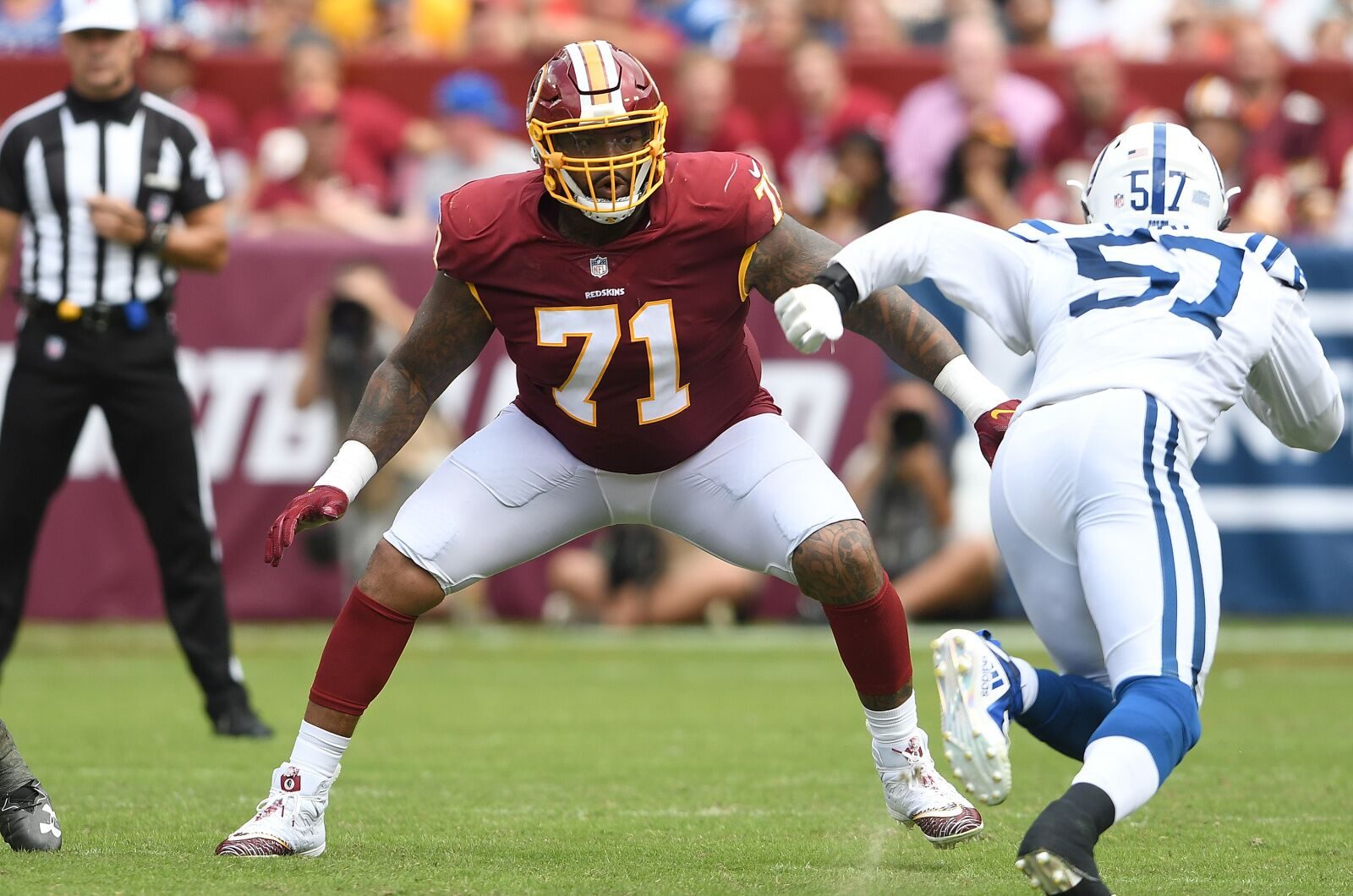 separation shoes 57b33 bd703 Trent Williams trade rumors: 5 teams that should make an offer