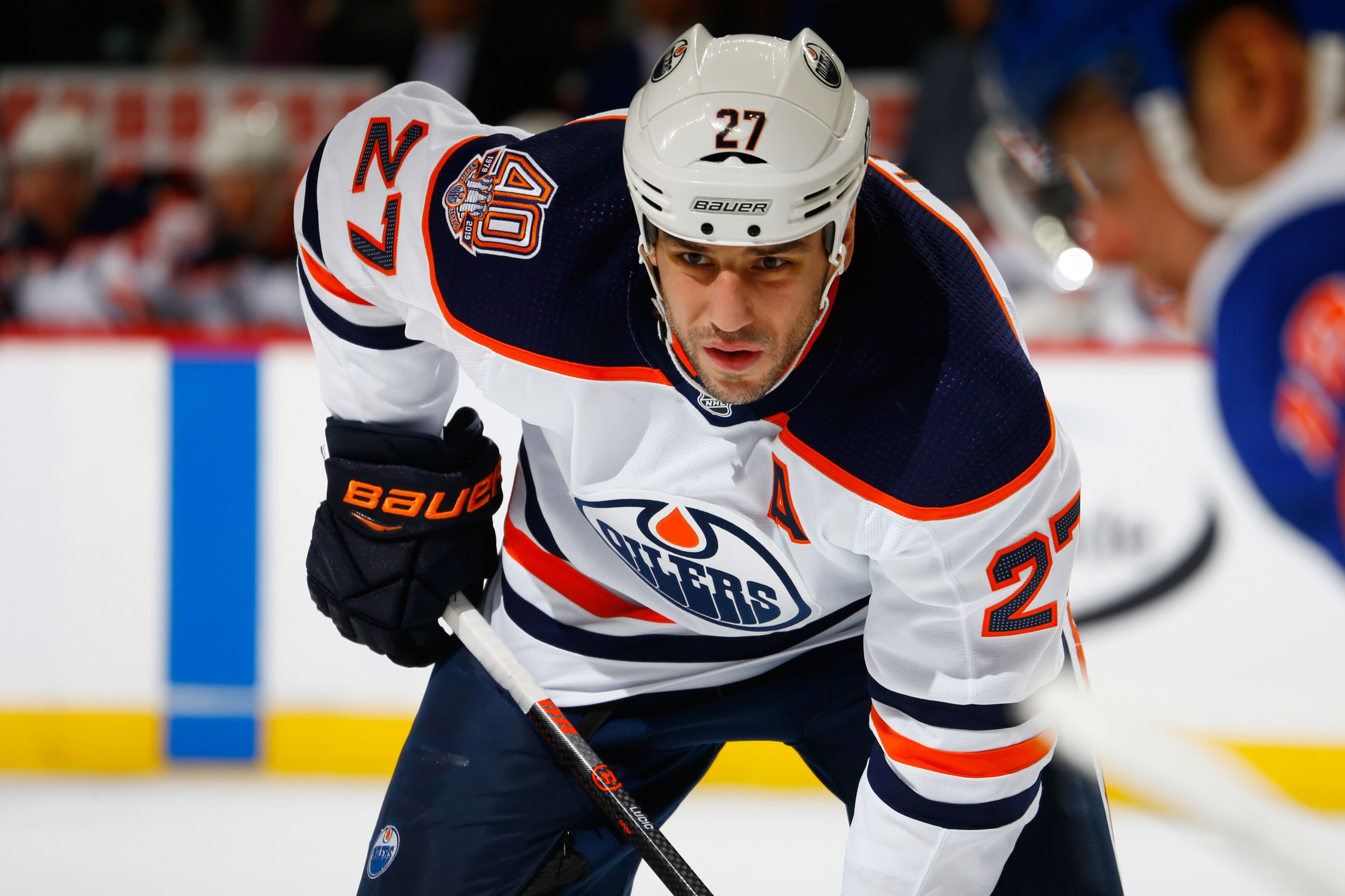 Oilers send Milan Lucic to Flames, but get James Neal back