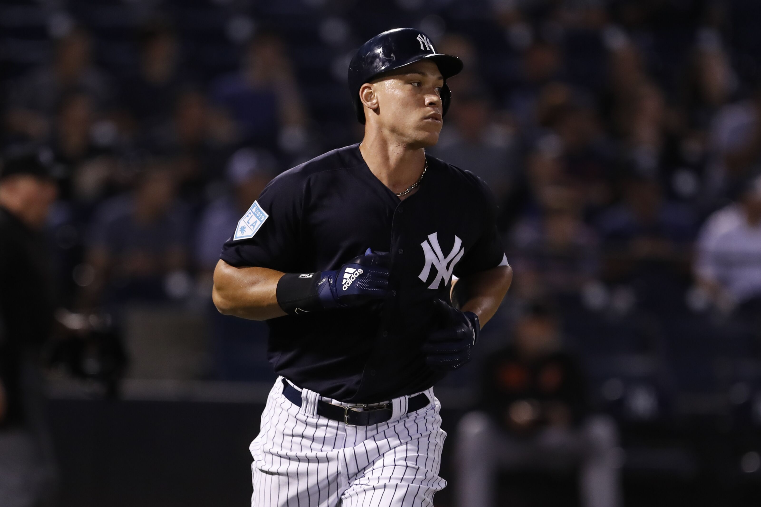 e5f31a6c88f Aaron Judge might have point about Yankees power potential
