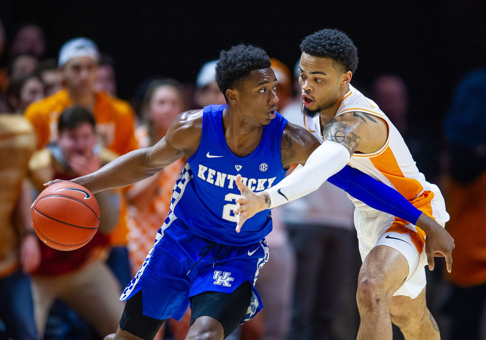 Image result for Tennessee Volunteers vs Kentucky Wildcats live college basketball