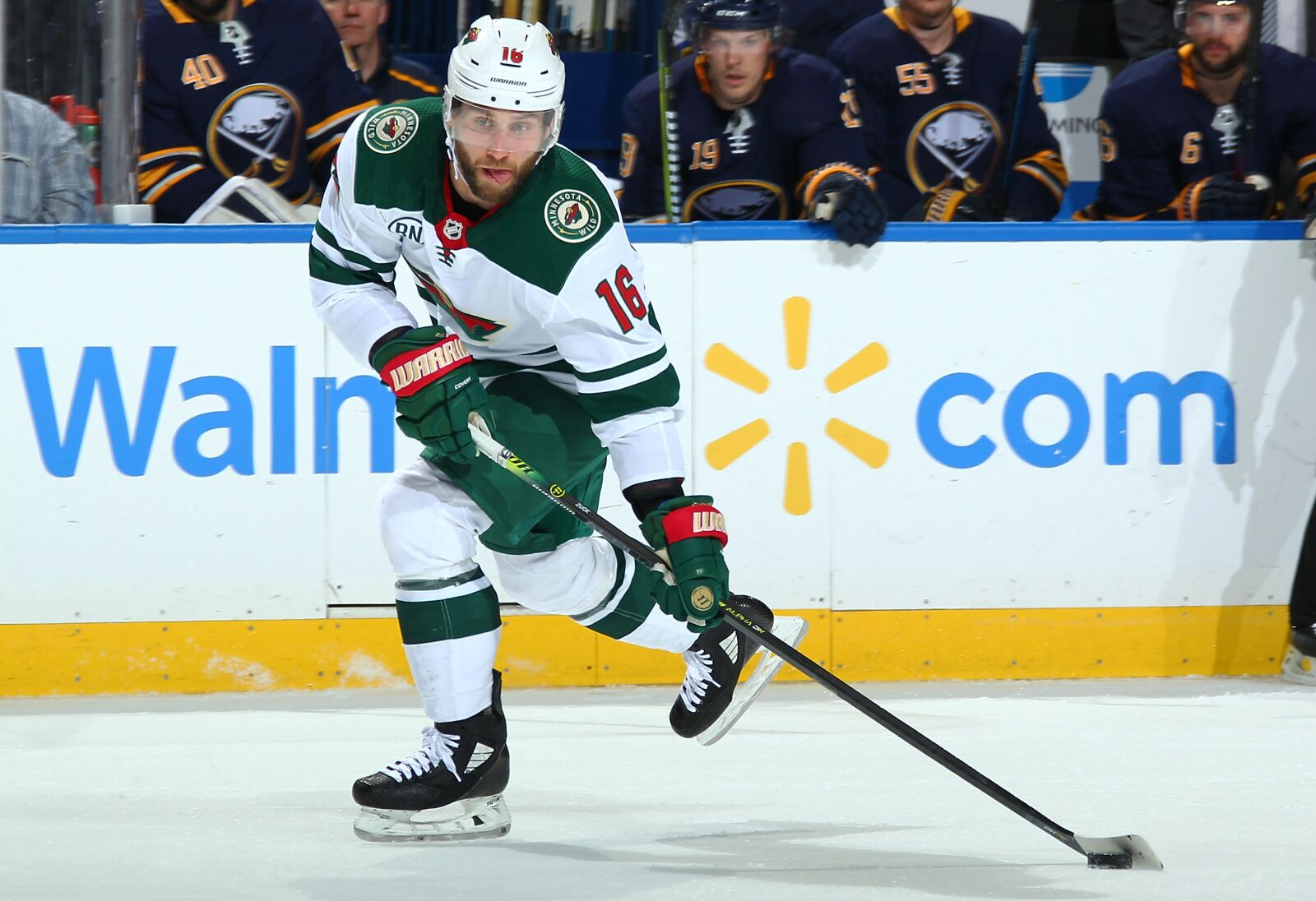 So What Exactly Is Going On With The Wild And Jason Zucker