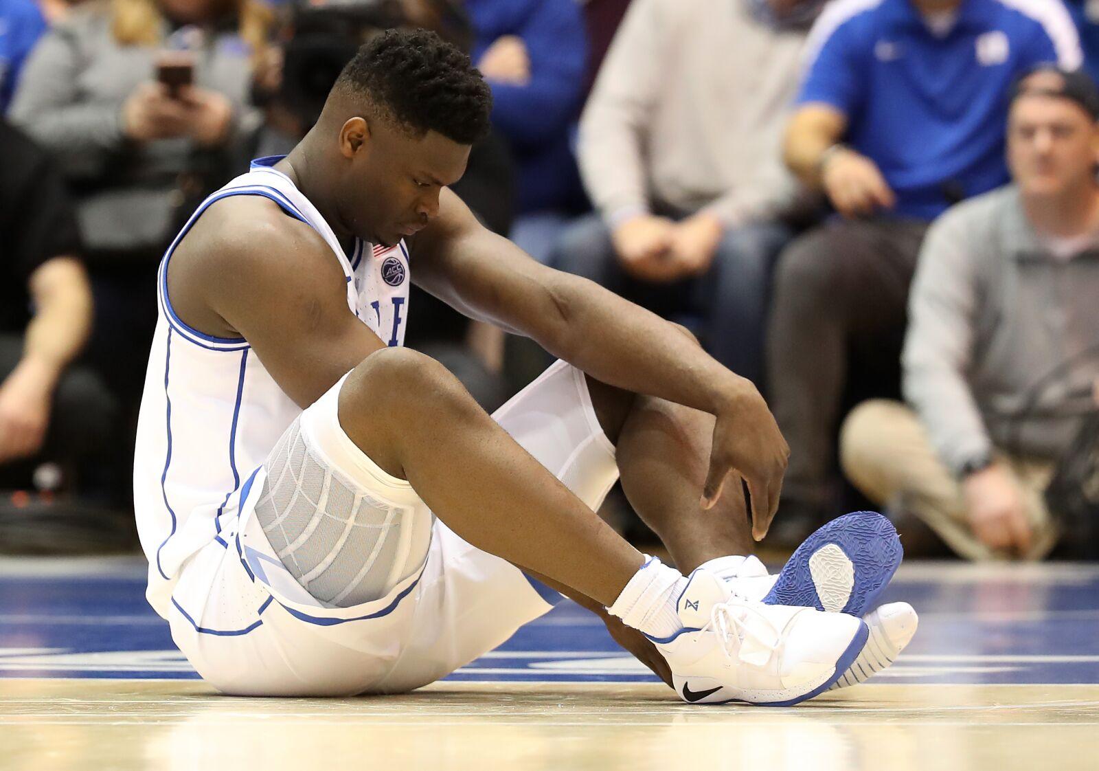 DeMarcus Cousins slams NCAA in wake of Zion Williamson injury