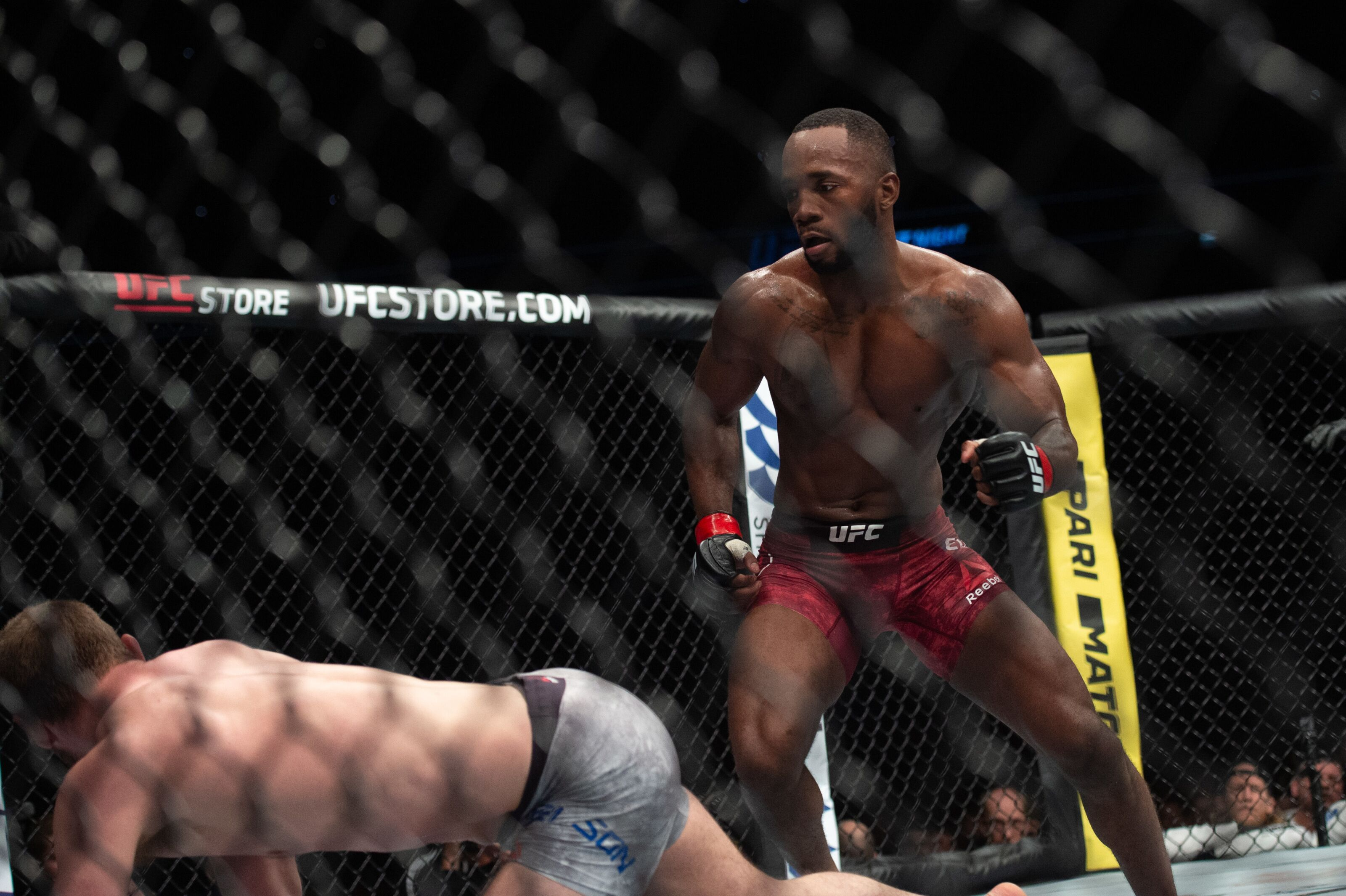 UFC San Antonio: Leon Edwards wants to fight for title, then 'spank' Jorge Masvidal