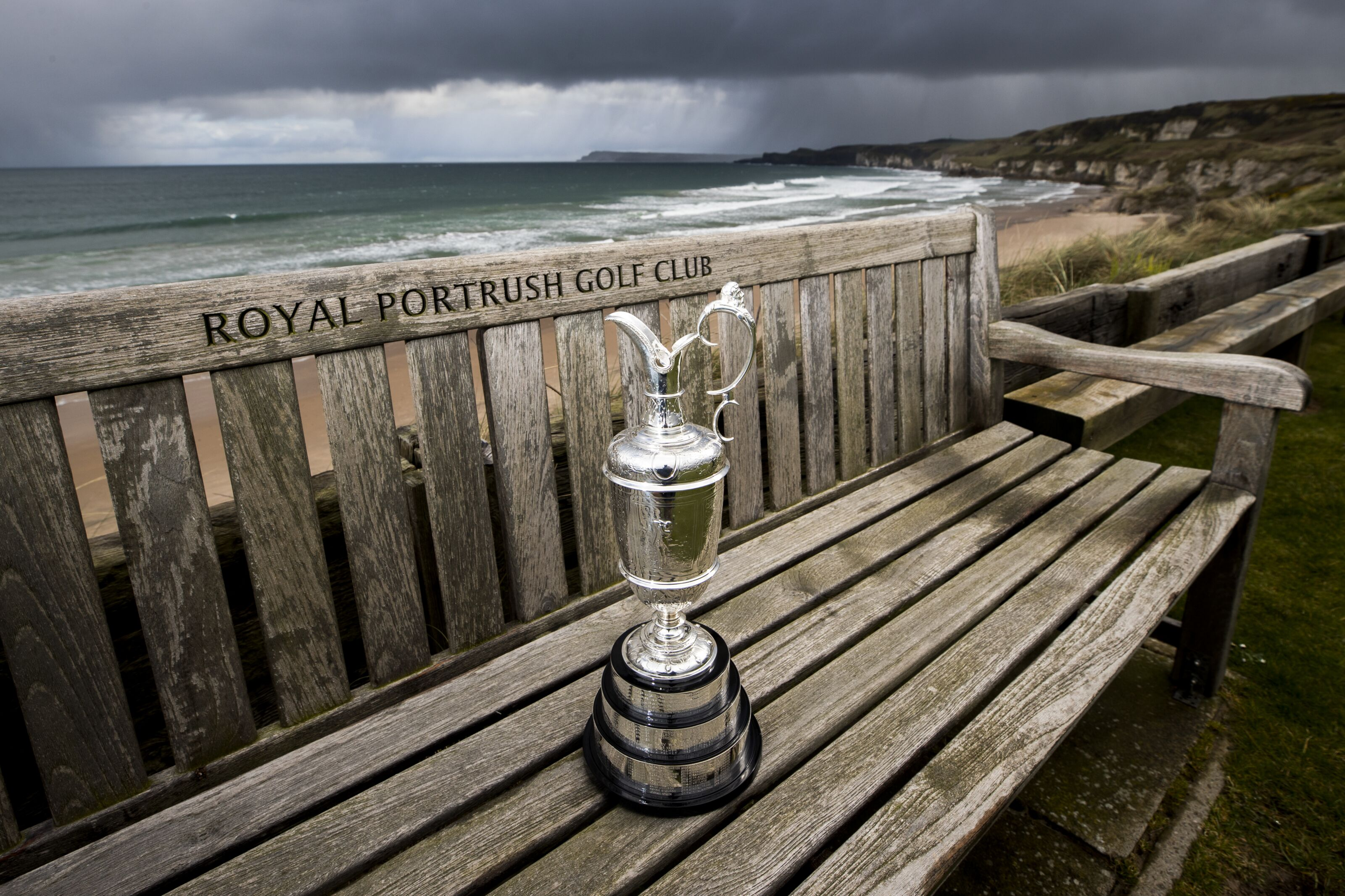 A song of woods and irons: The British Open on the set of Game of Thrones