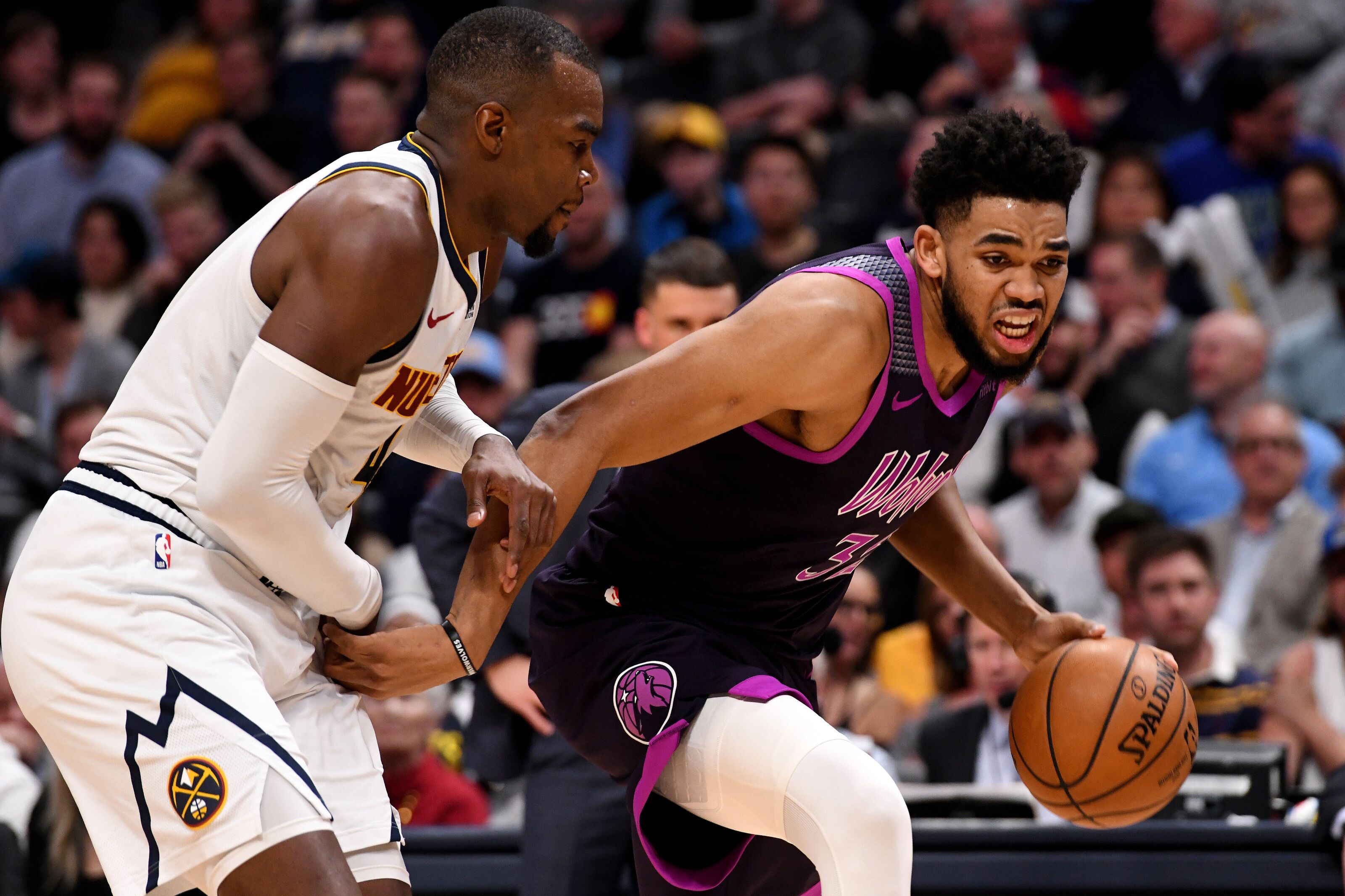 The Whiteboard: Karl-Anthony Towns has reached a new level