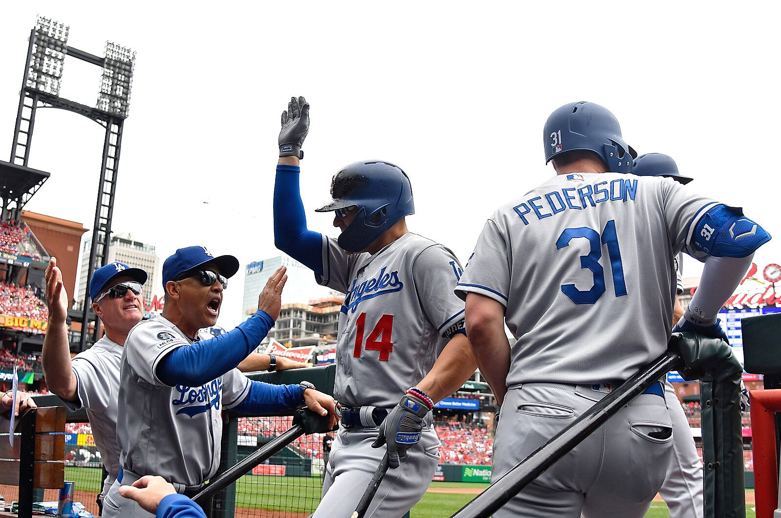 MLB DFS Weather: Report for Friday April 12th