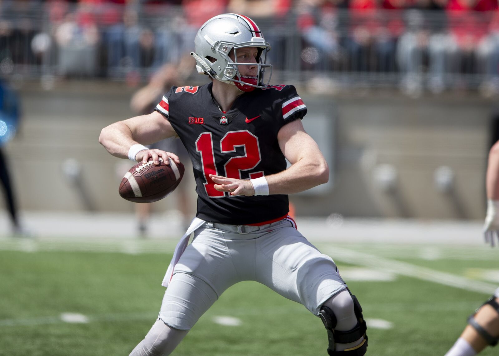 Ohio State quarterback Matthew Baldwin transfers to TCU