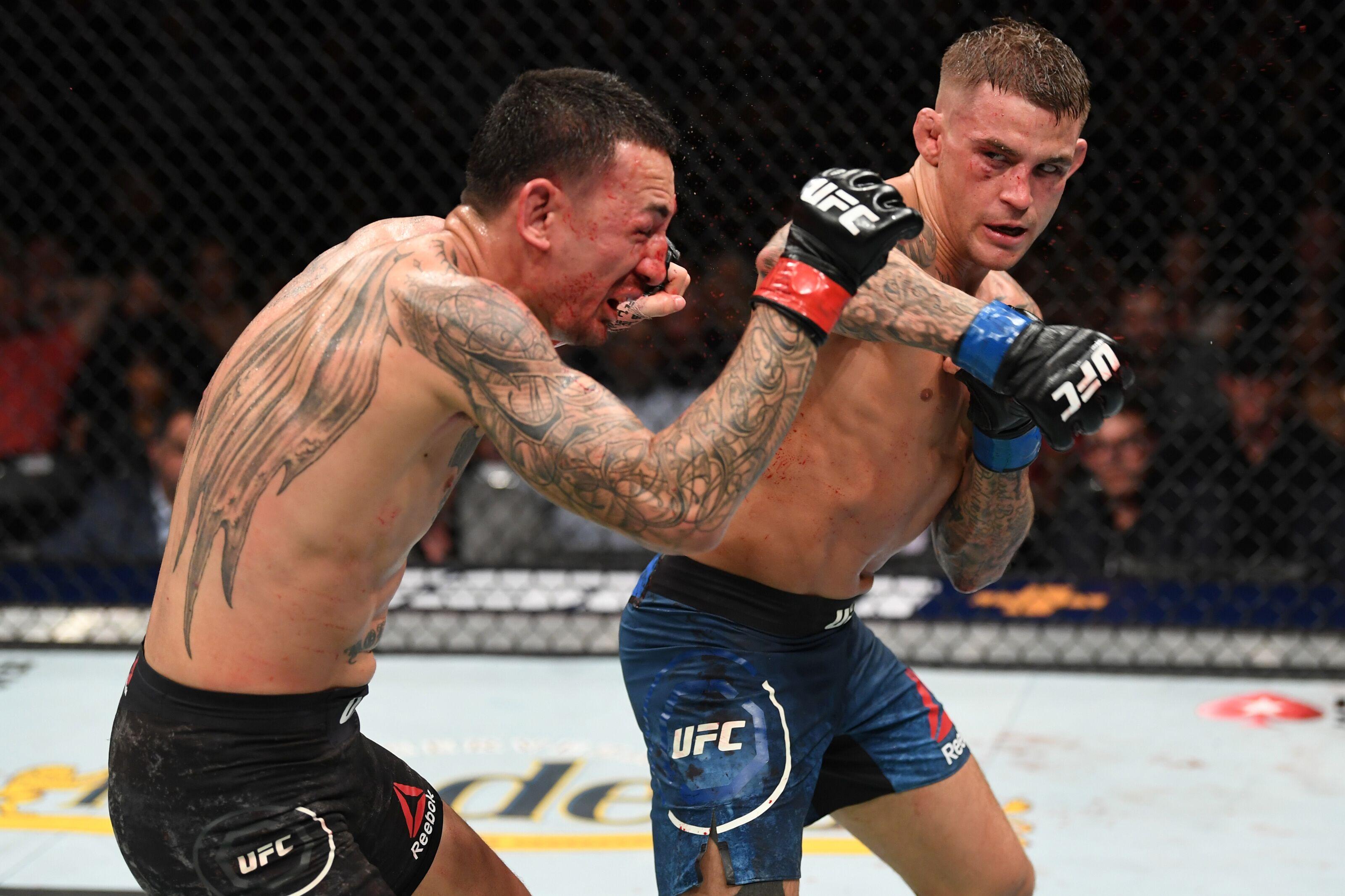 6d22f4dcdb6 UFC 236: Twitter reacts to Max Holloway vs. Dustin Poirier 2