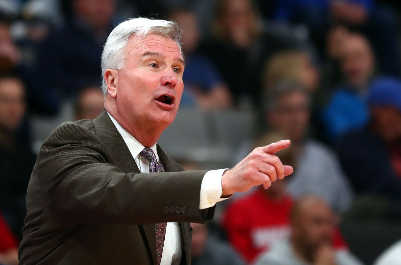 Should Kansas State move on from Bruce Weber after another early Tournament exit?