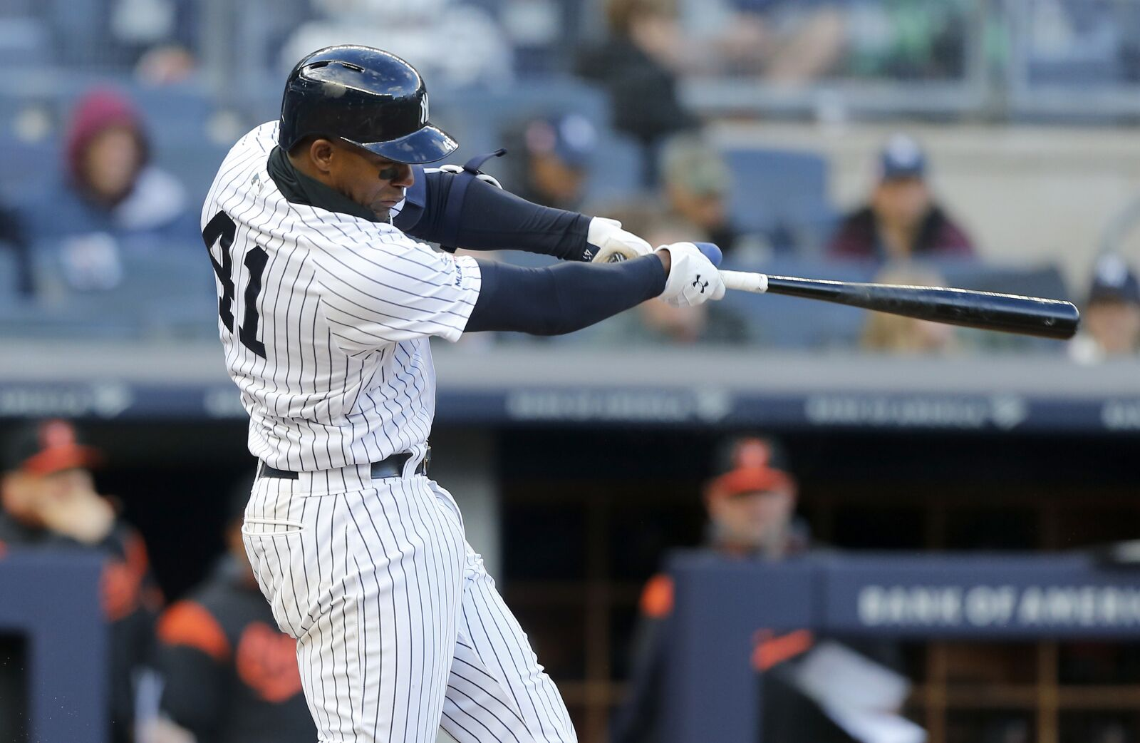 d7e49269781 Yankees may be ready to change Miguel Andujar s career path