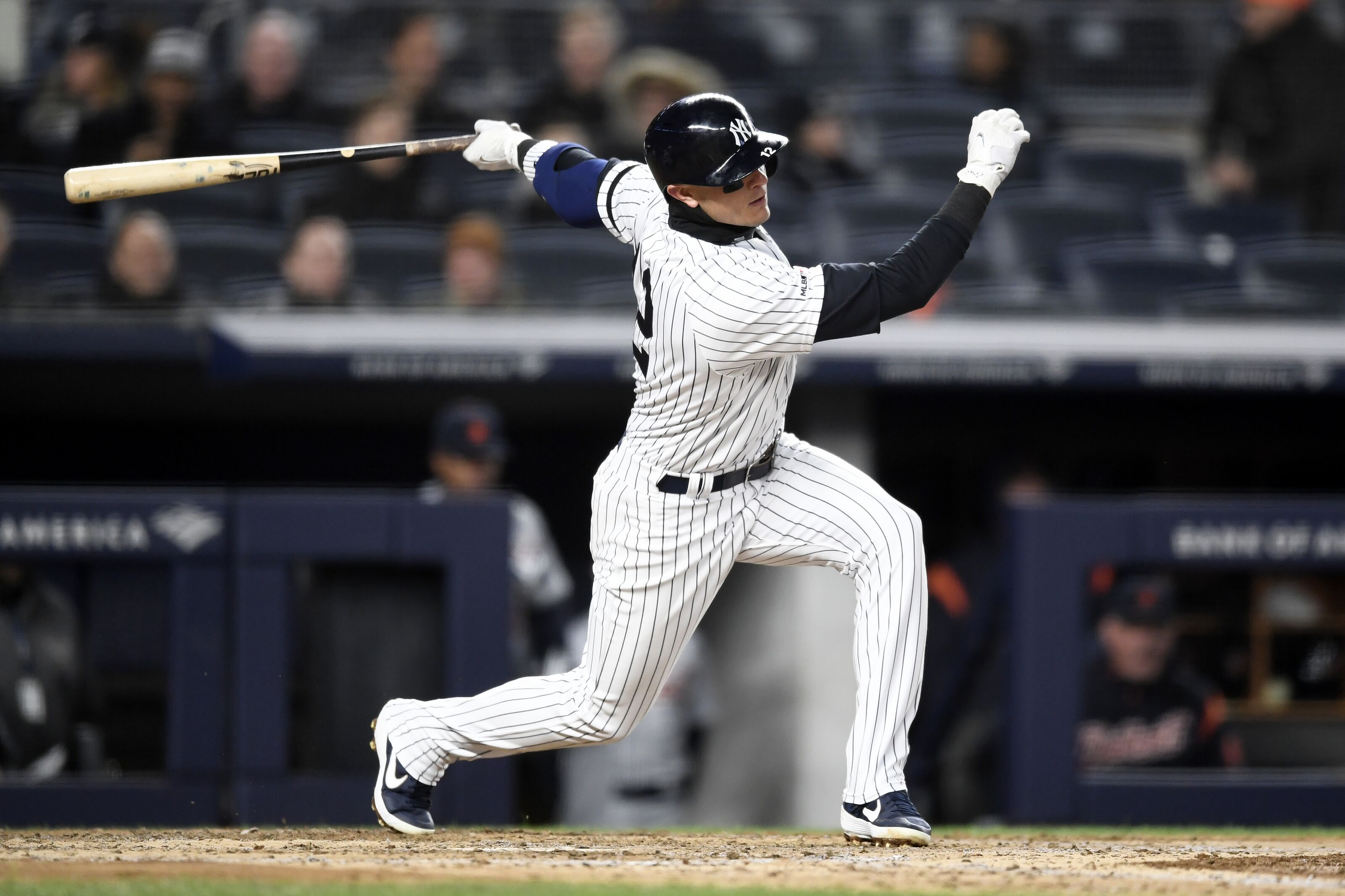acd43d8a6 Yankees show extreme concern by sending Troy Tulowitzki to hospital
