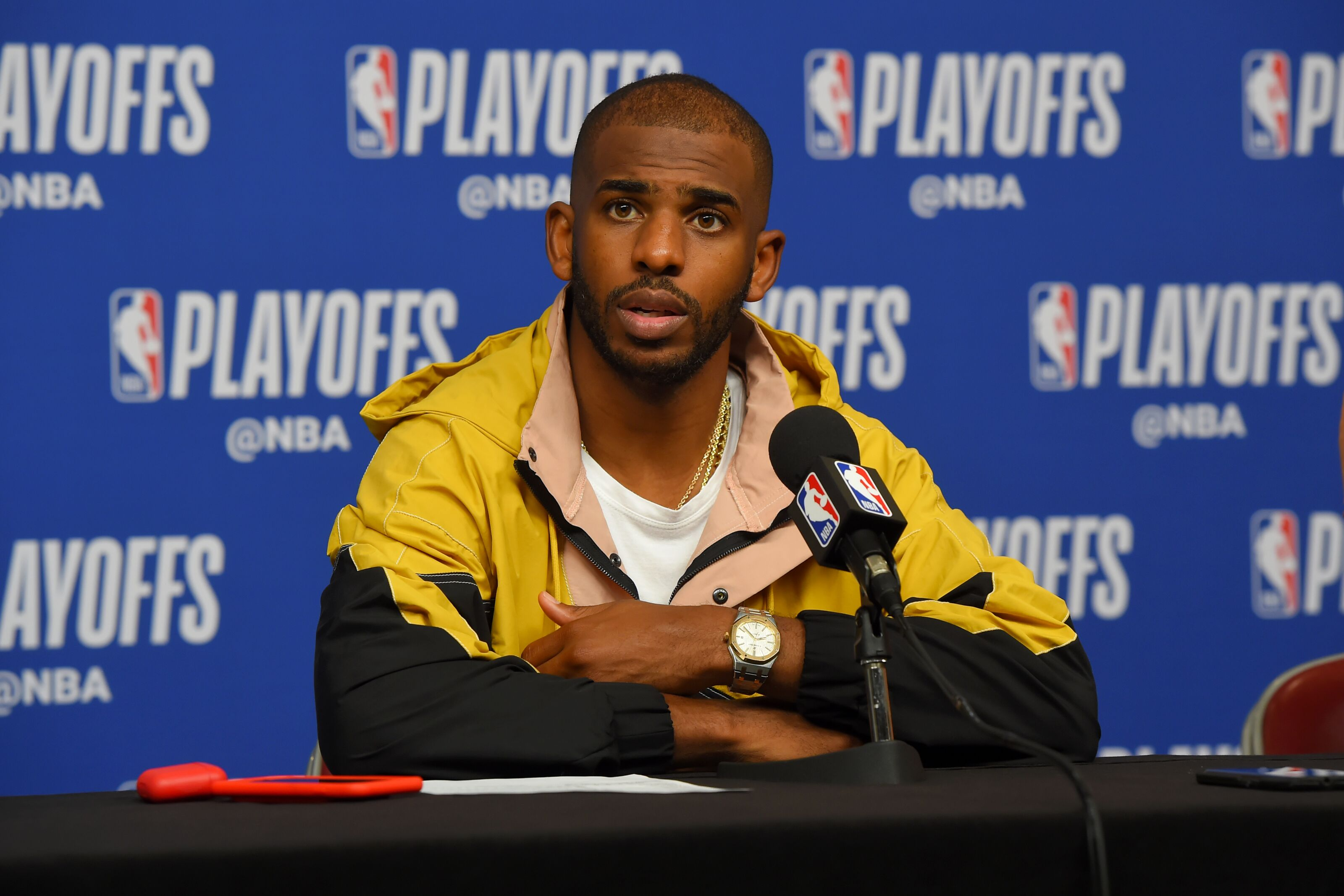Thunder trying to leverage Chris Paul as an actual asset