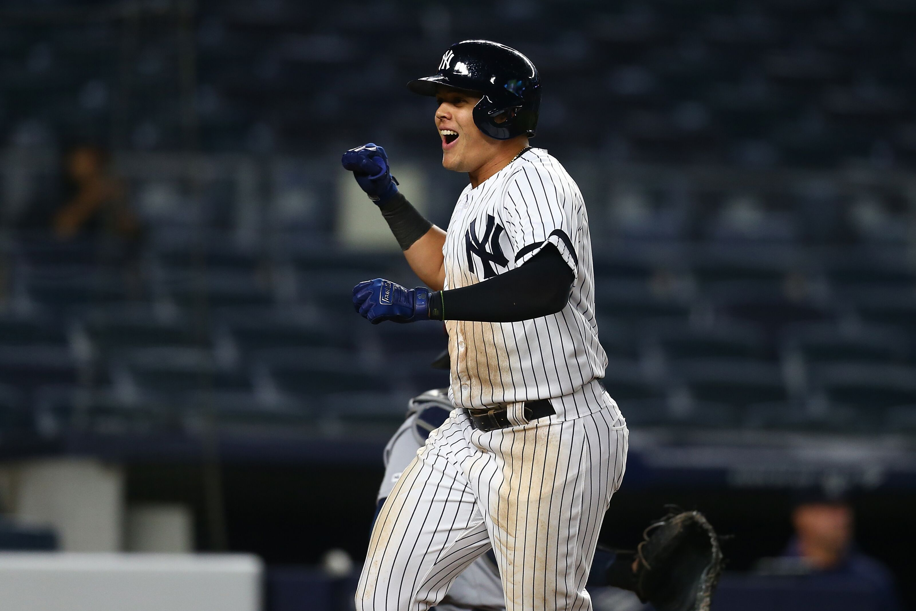 636ea5962ba Is Gio Urshela turning Miguel Andujar into trade bait for the Yankees