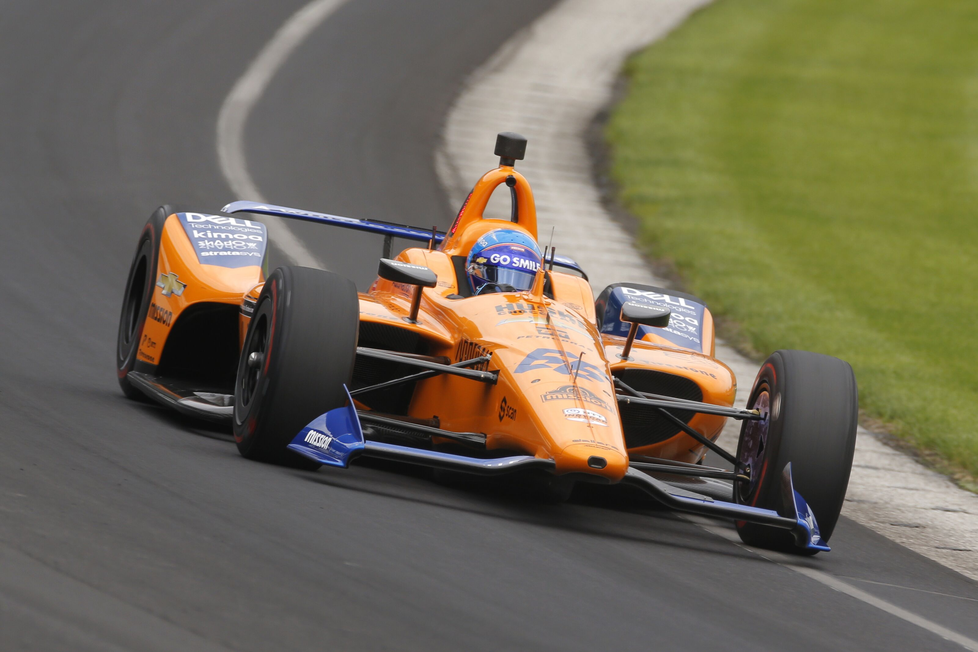 Pole Sitter Pagenaud Leads Monday Indy 500 Practice