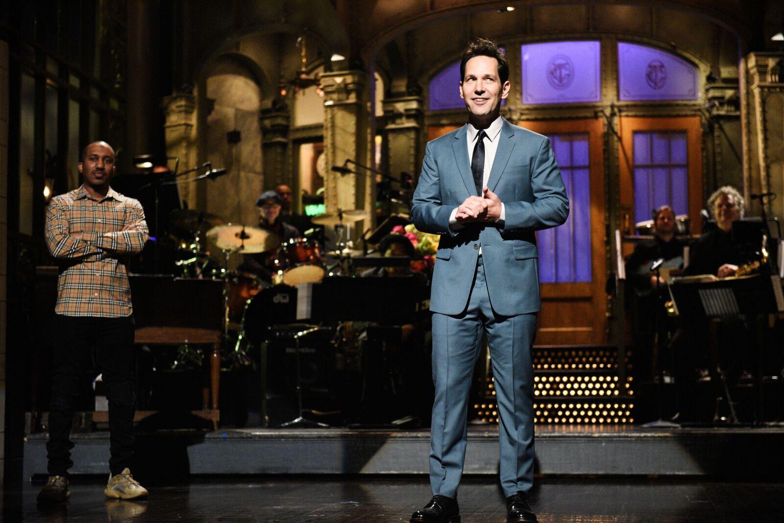 Is Saturday Night Live new tonight, May 25?