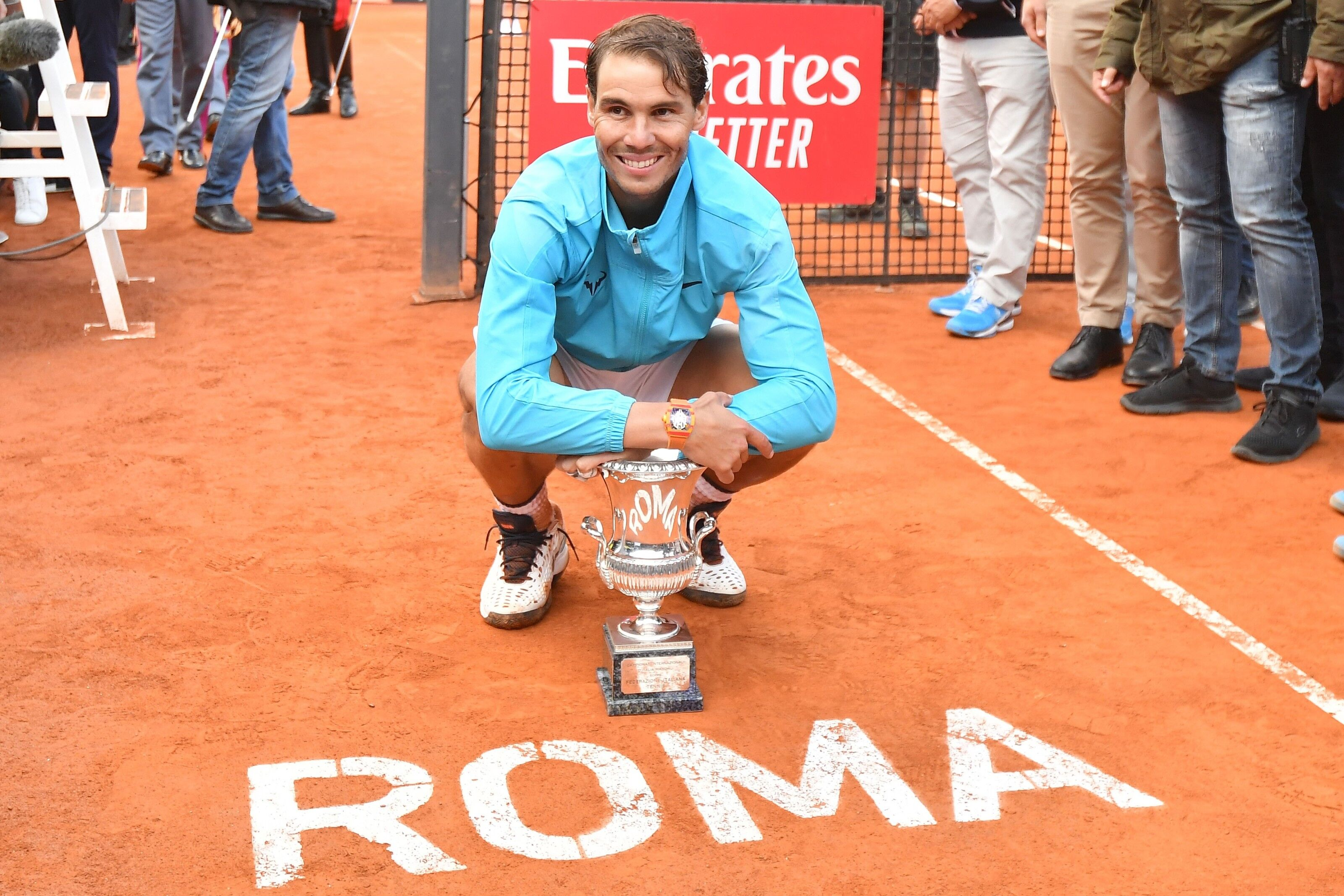 Nadal wins Rome Masters 1000, setting him up perfectly ahead of the French Open