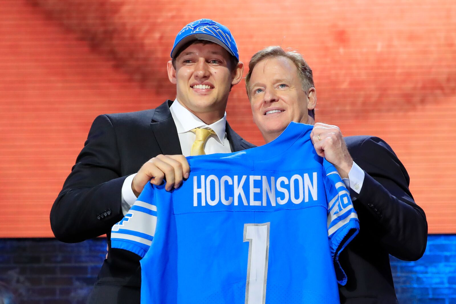 T.J. Hockenson could be first tight end to win Rookie of Year
