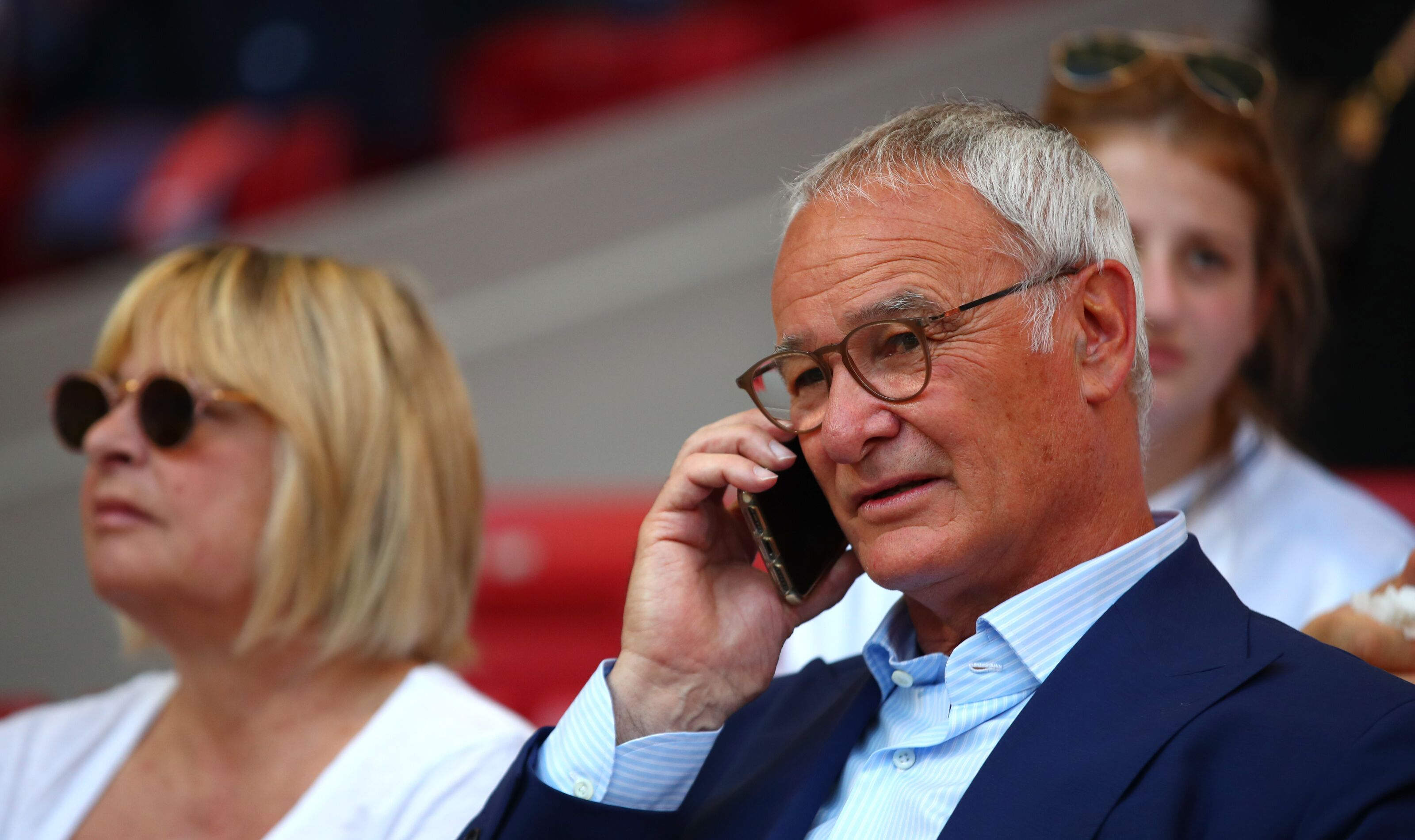 Miracle-worker coach Claudio Ranieri called in to rescue Sampdoria