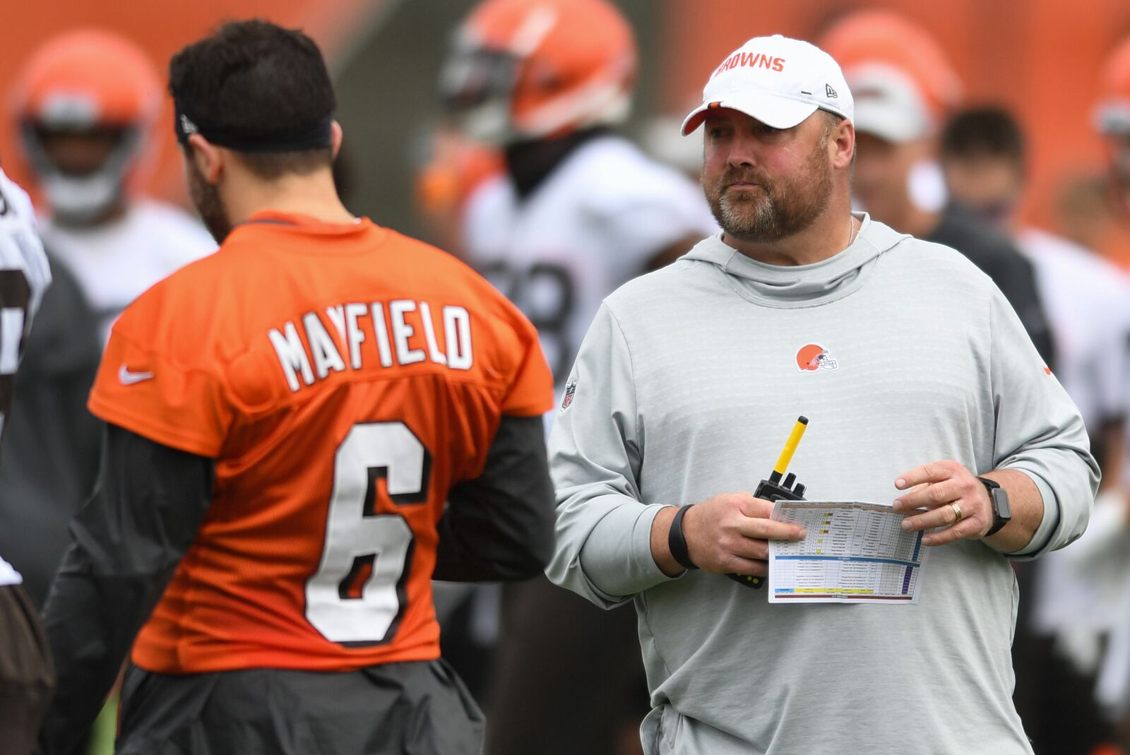Should the Cleveland Browns be concerned about their offense?