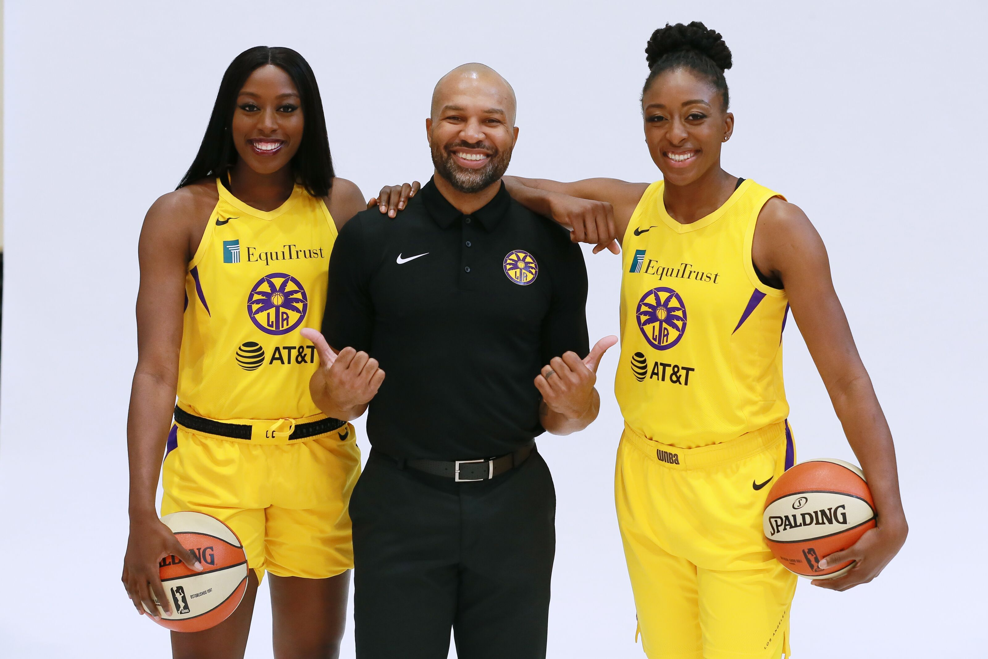 WNBA Season Preview 2019: The Sparks are going to be awesome, unless they aren't