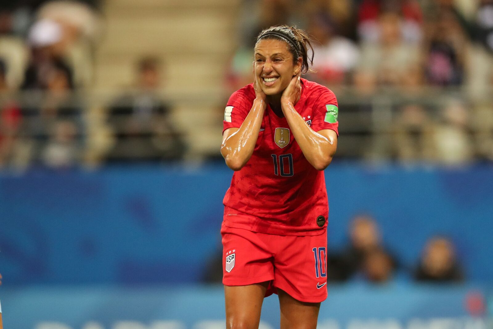 Superstitious Uswnt Star Carli Lloyd Hoping To Repeat World Cup Success