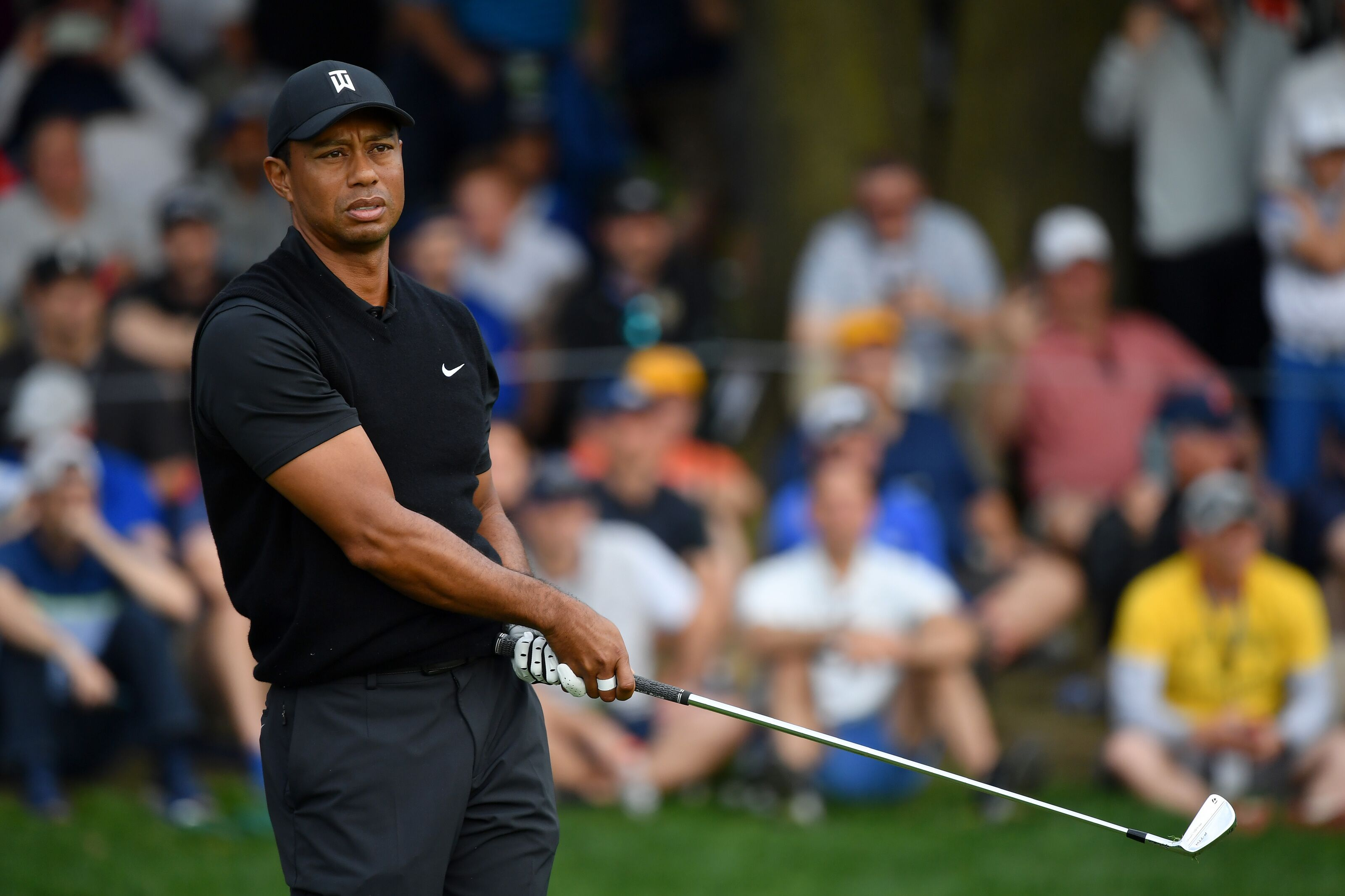 Tiger Woods' PGA Championship comes to early end after missed cut