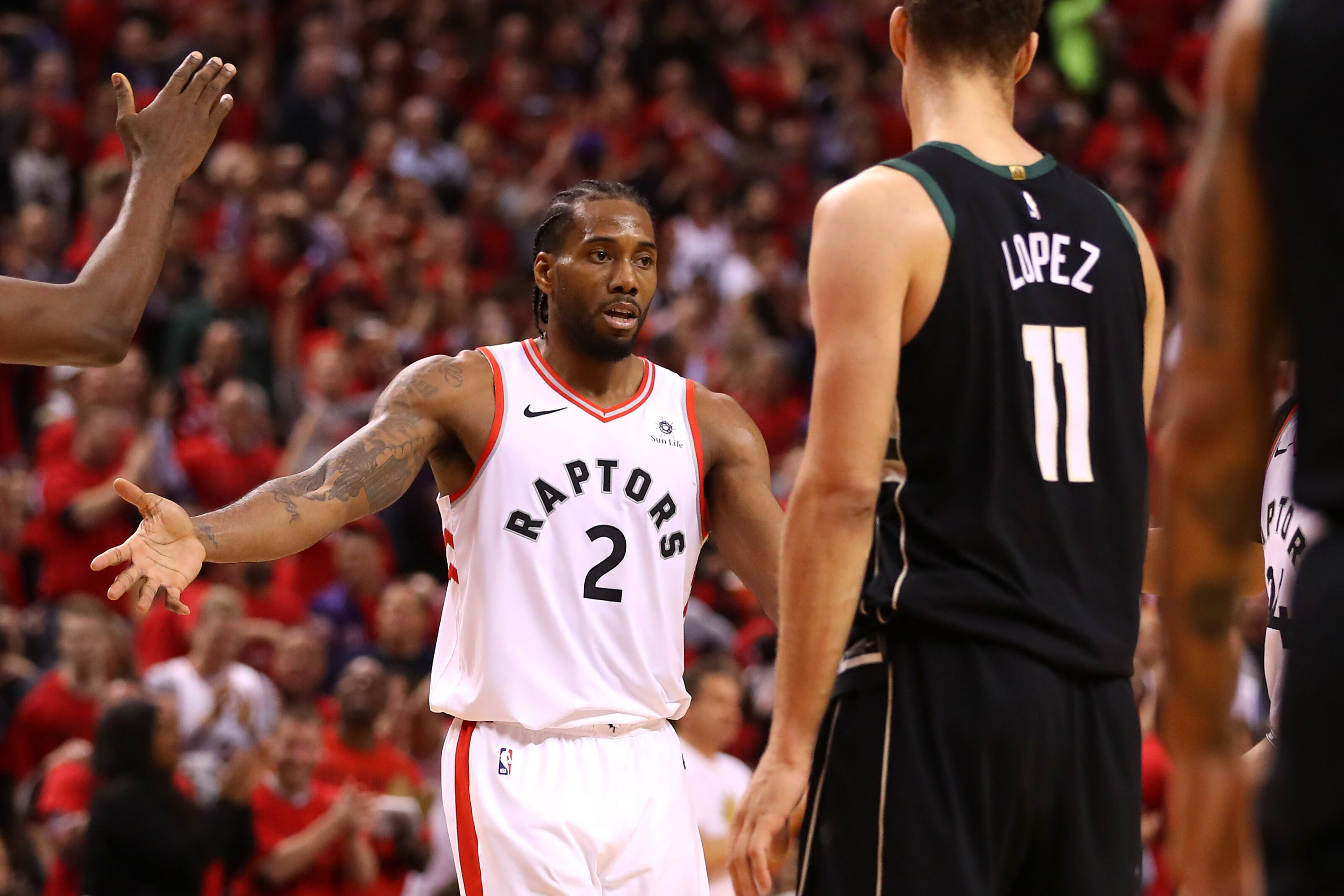 NBA Twitter explodes over Raptors making first-ever Finals appearance