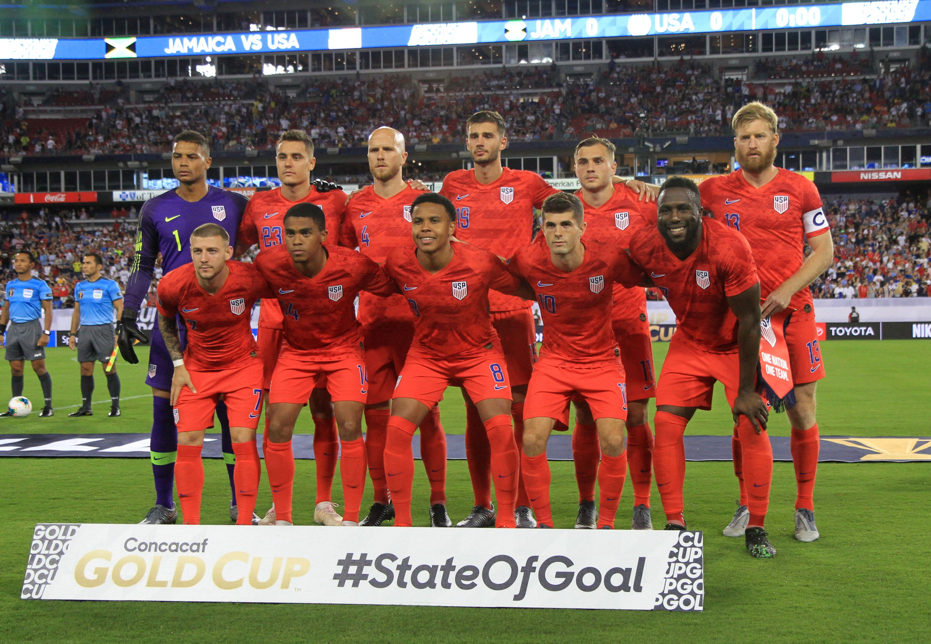 5 players the USMNT should call up for Nations League