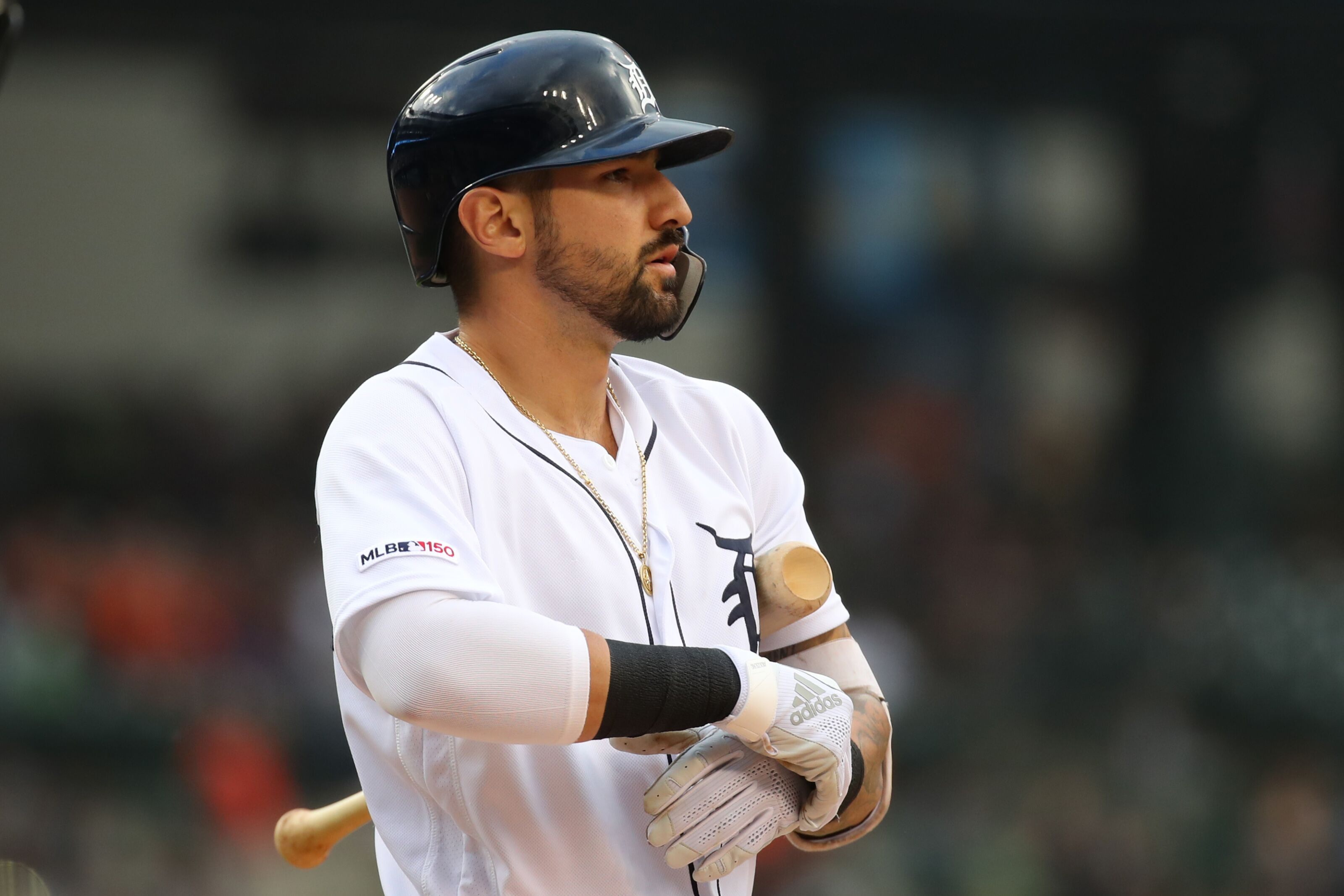 Nick Castellanos thinks it matters what position he plays