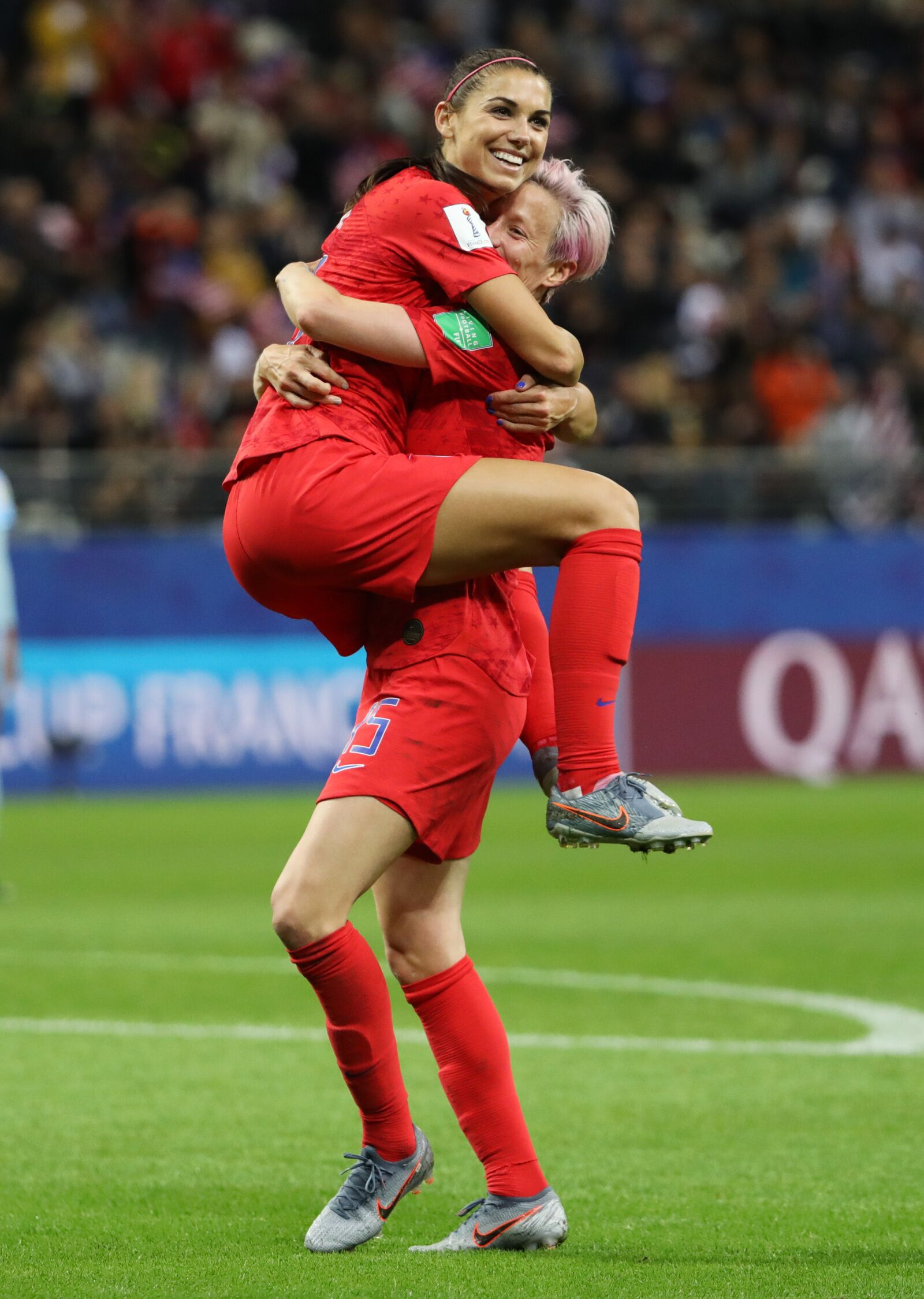 Twitter reacts to the USWNT's record-scoring win over Thailand