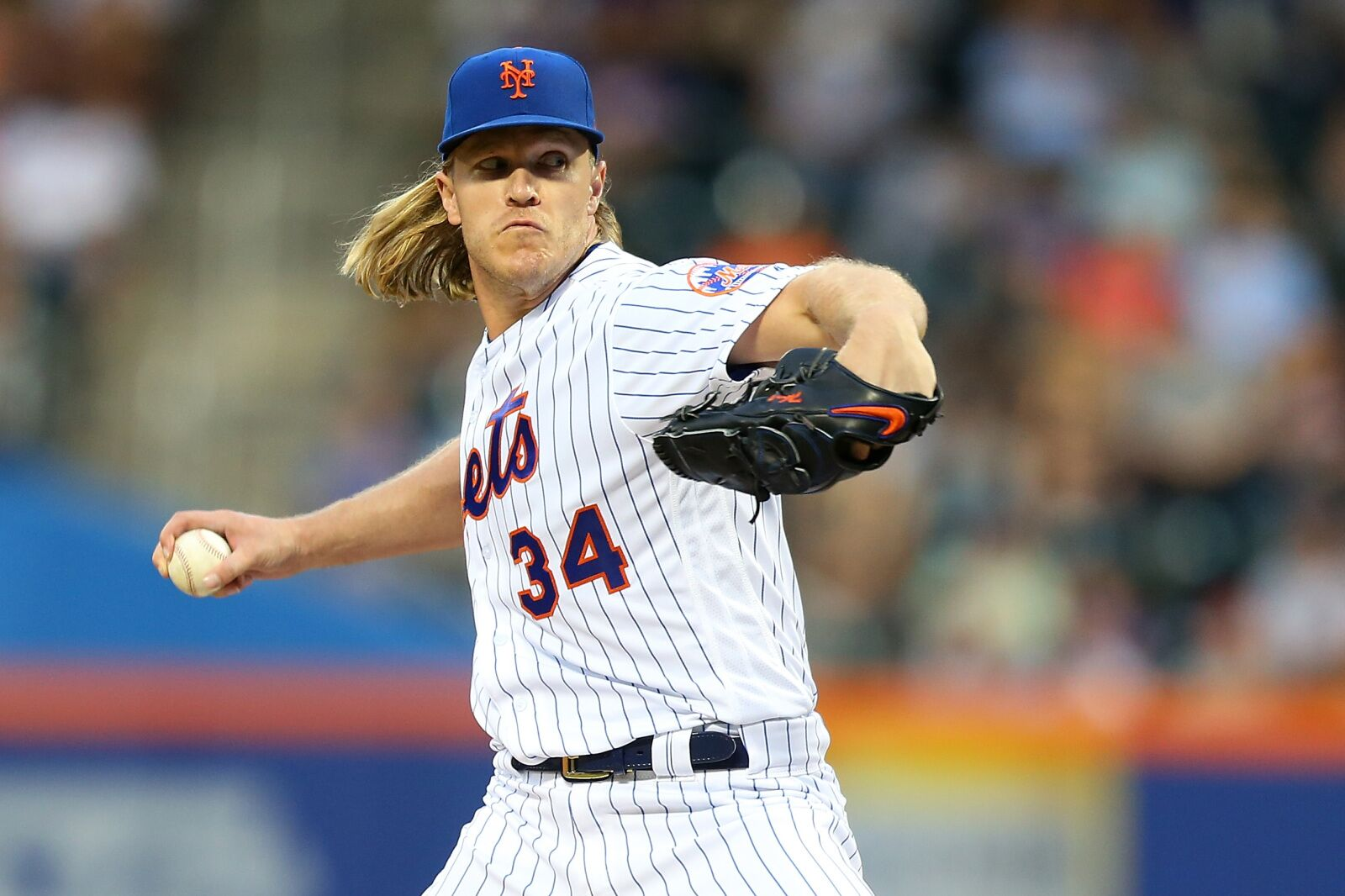 Mets place Noah Syndergaard on IL but welcome back Robinson Cano