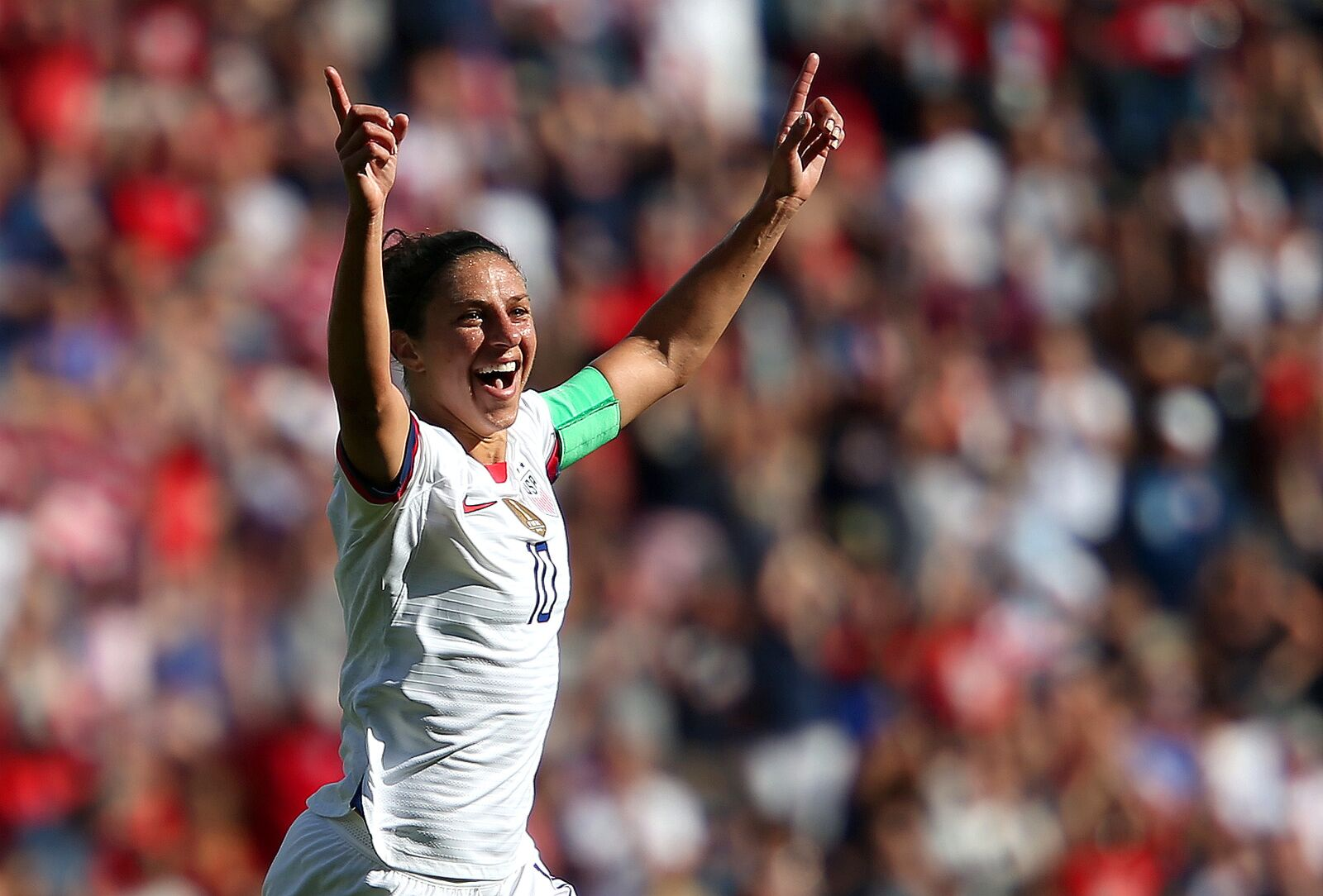 Carli Lloyd breaks World Cup record with absolute rocket (Video)