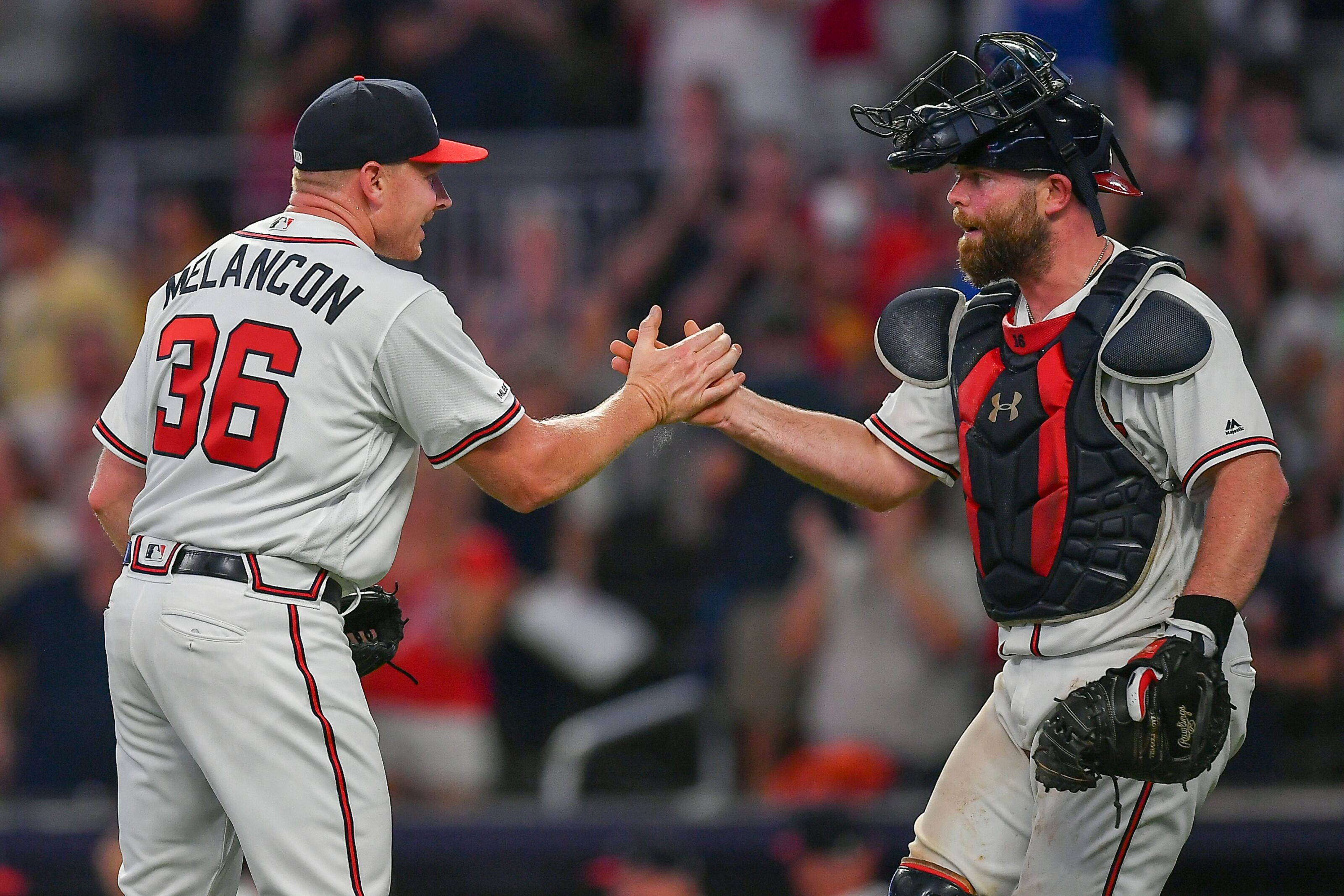 Atlanta Braves bullpen finally becoming an asset down the stretch