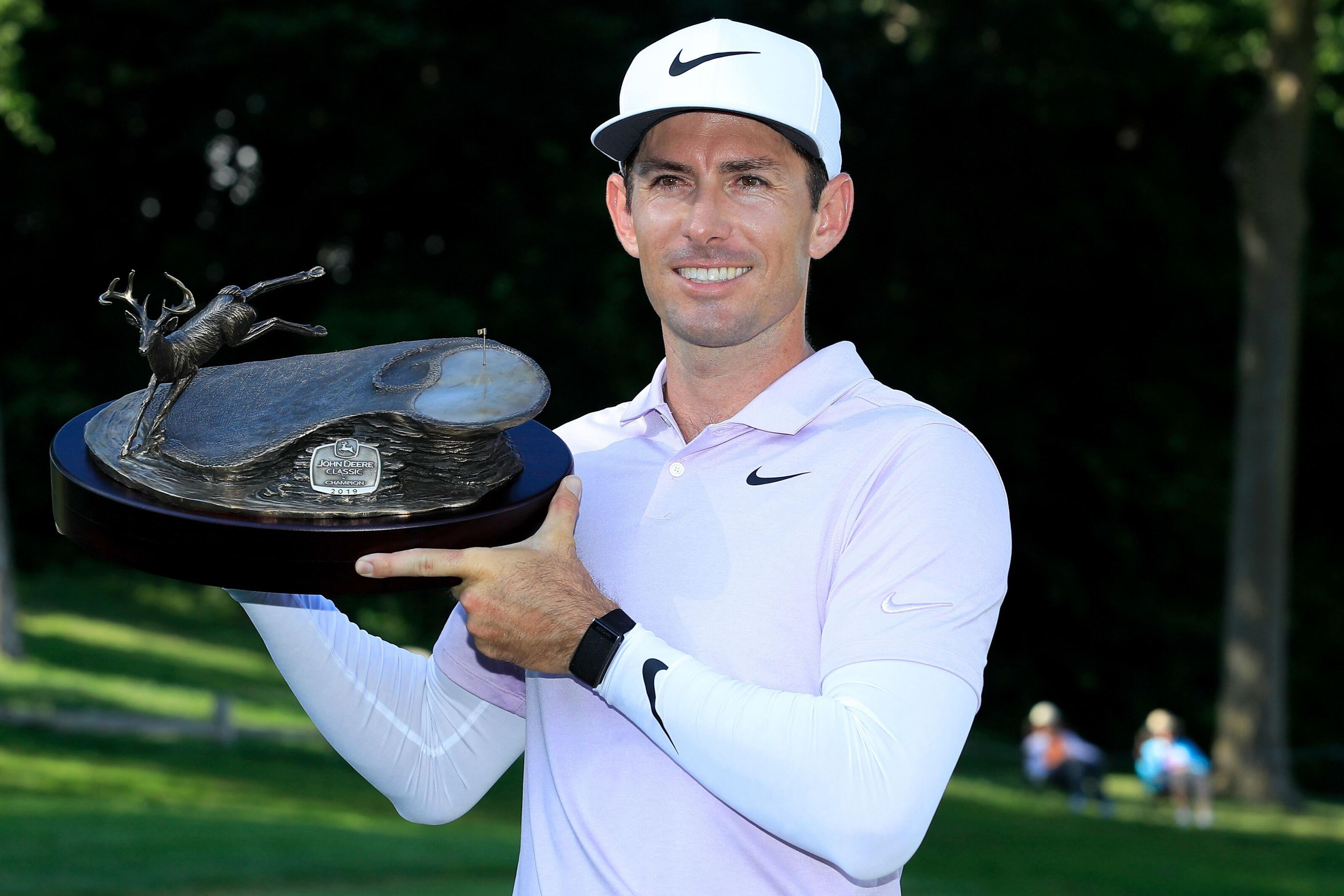 Dylan Frittelli packs his bags for the Open with John Deere Classic win