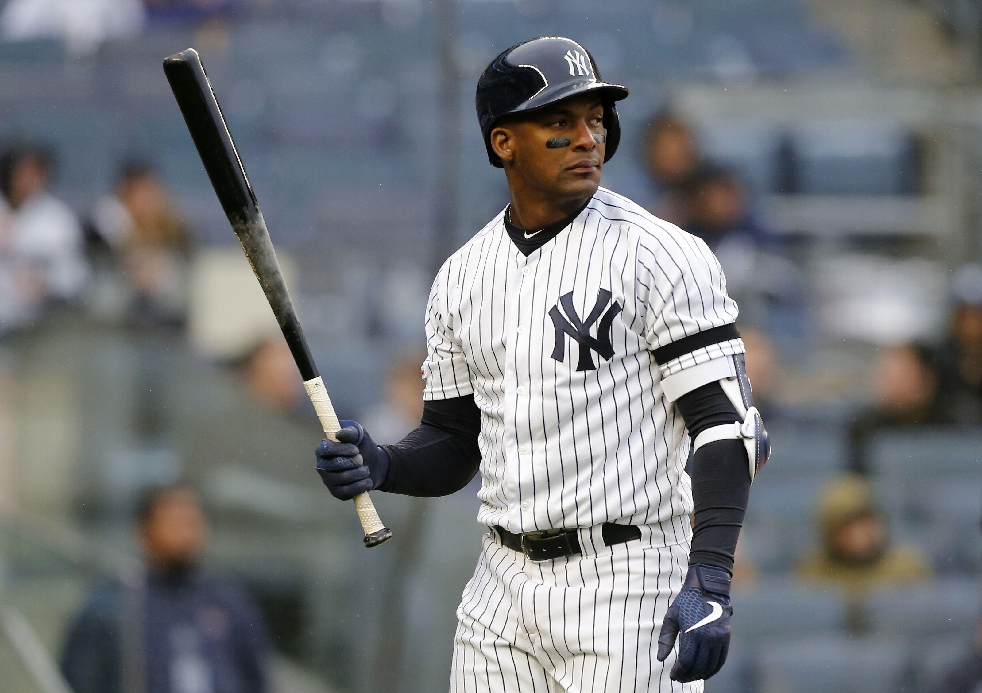 Should the Yankees trade Miguel Andujar?
