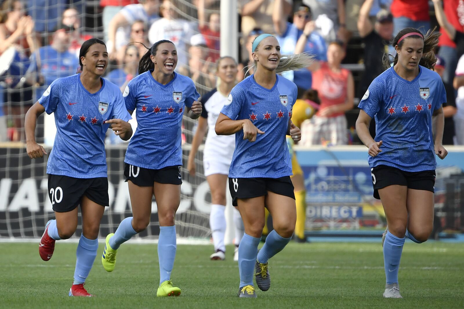 NWSL: Week 14 Roundup; US stars return to the league