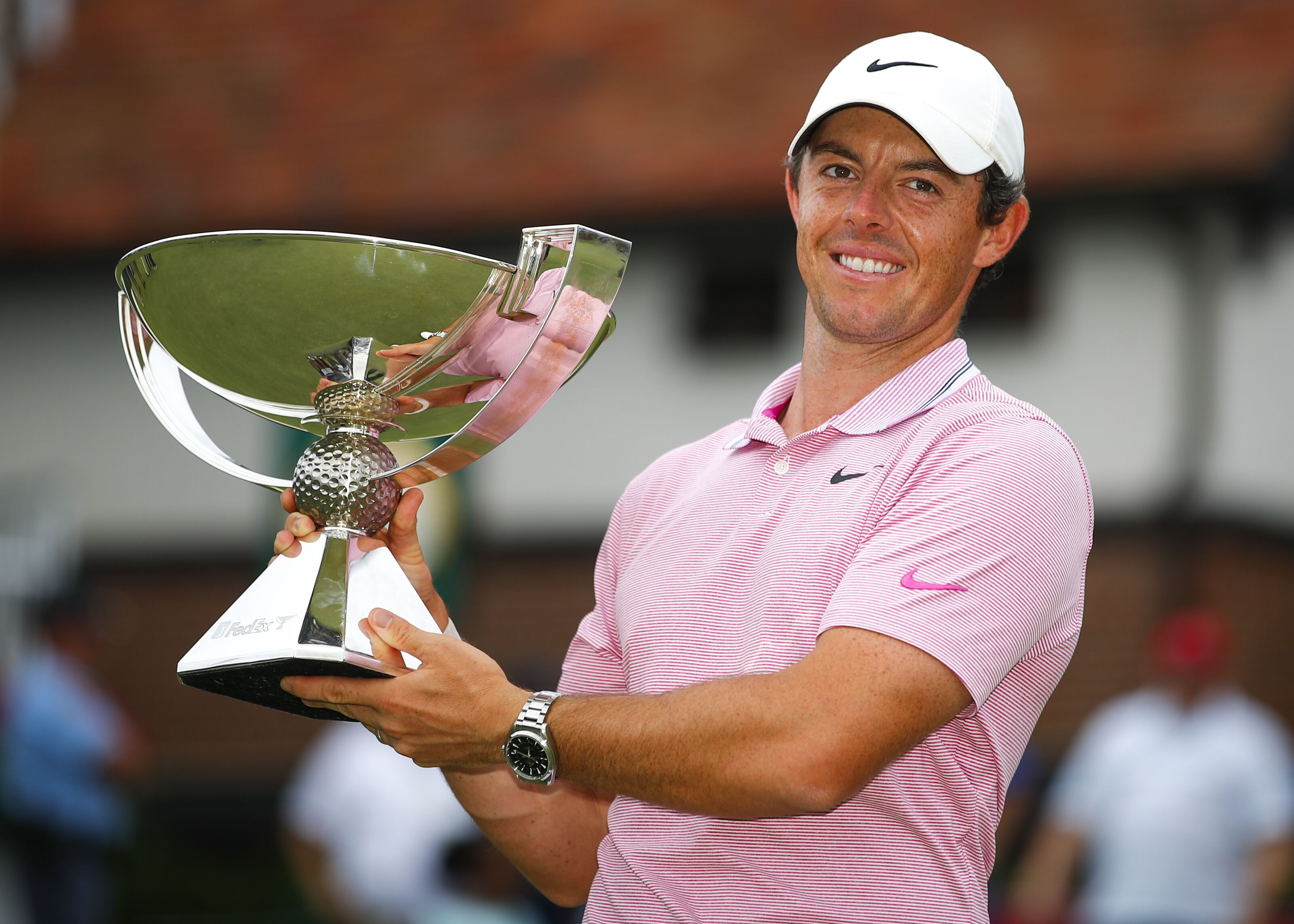 FedEx Cup champion Rory McIlroy had a season for the ages