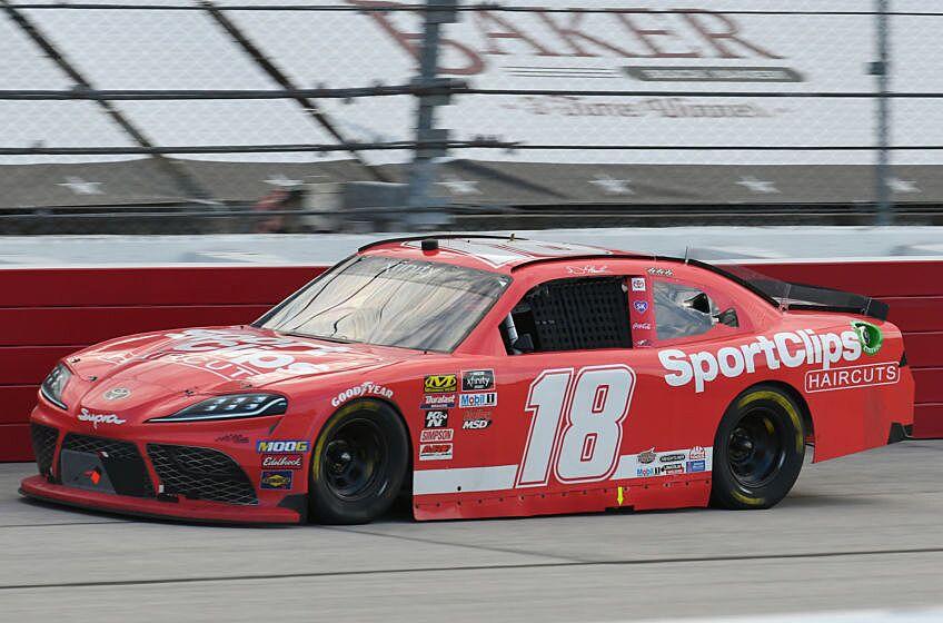 NASCAR DFS