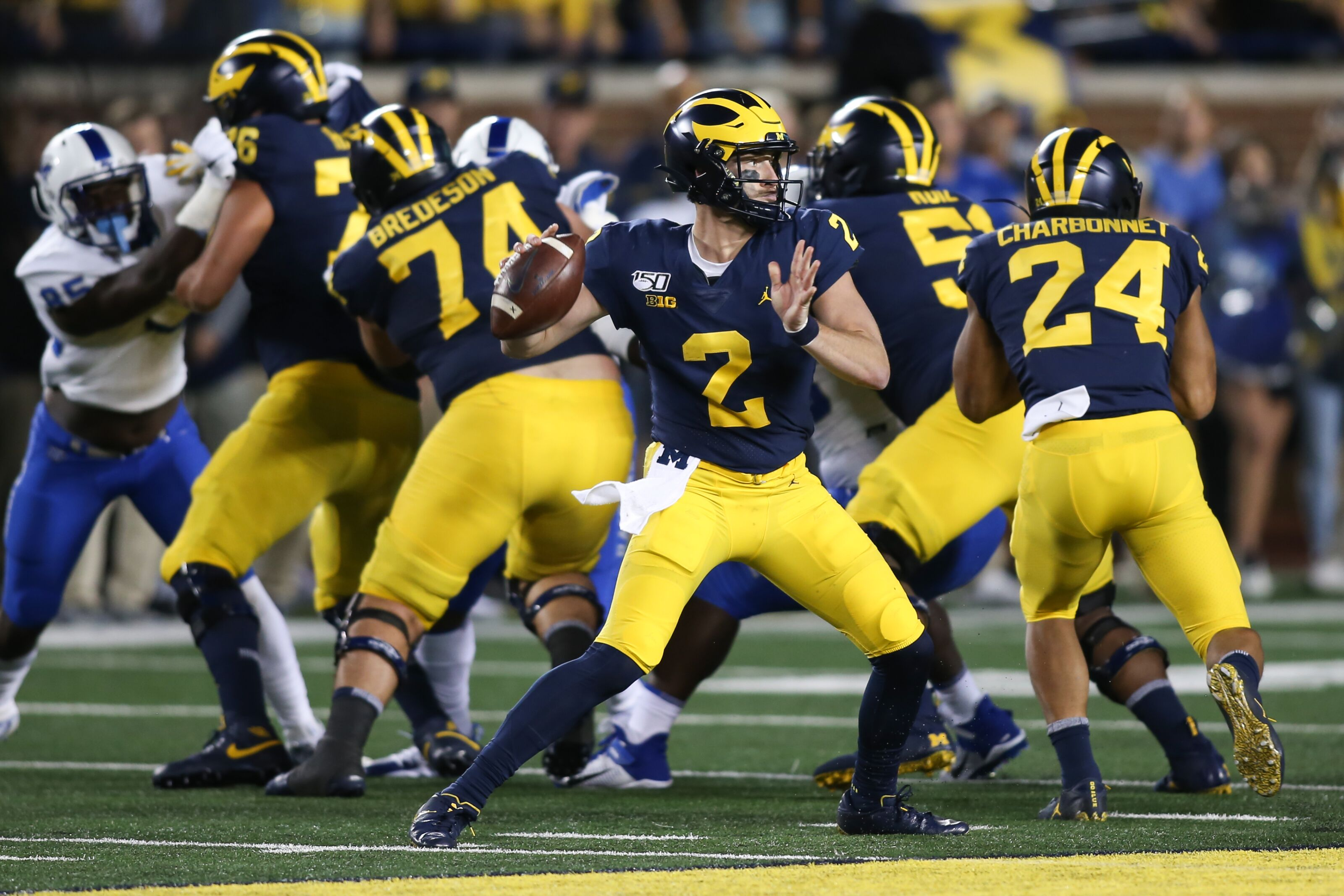 Michigan needs a big win over Wisconsin to silence critics
