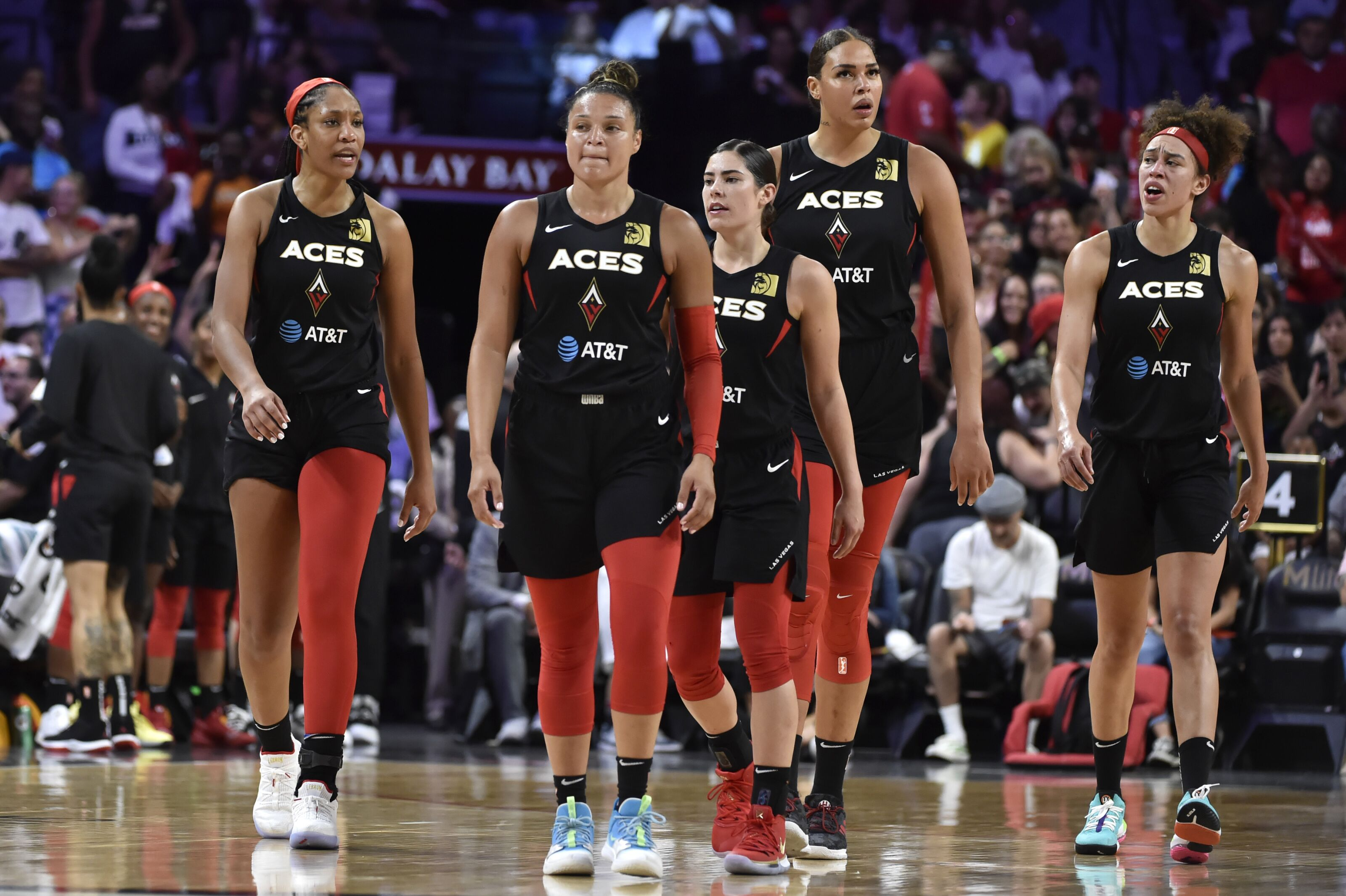 Connecticut Sun, Washington Mystics and Las Vegas Aces dominate WNBA awards picks